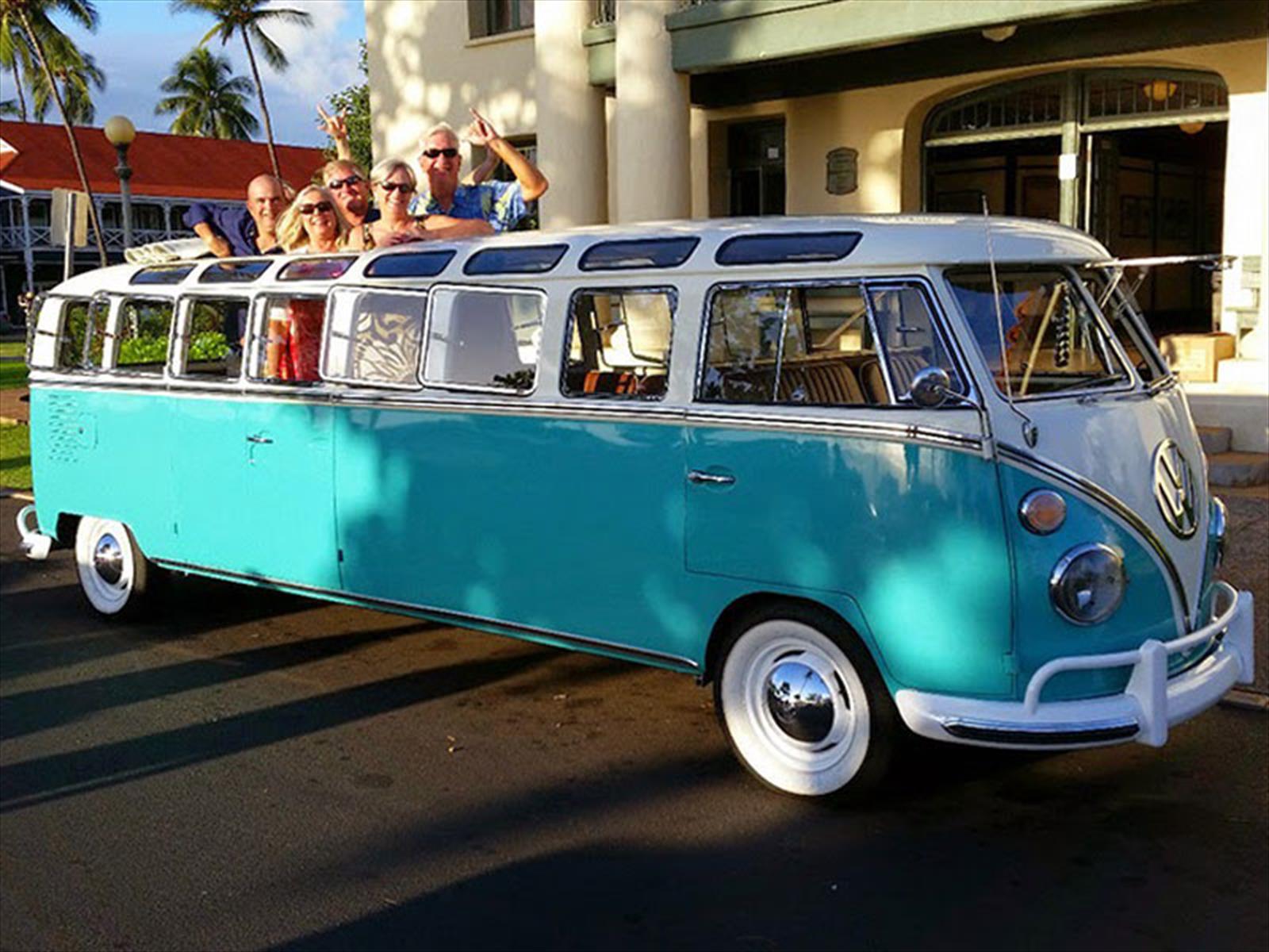 Volkswagen Combi Limusina Sale A La Venta En 220 Mil
