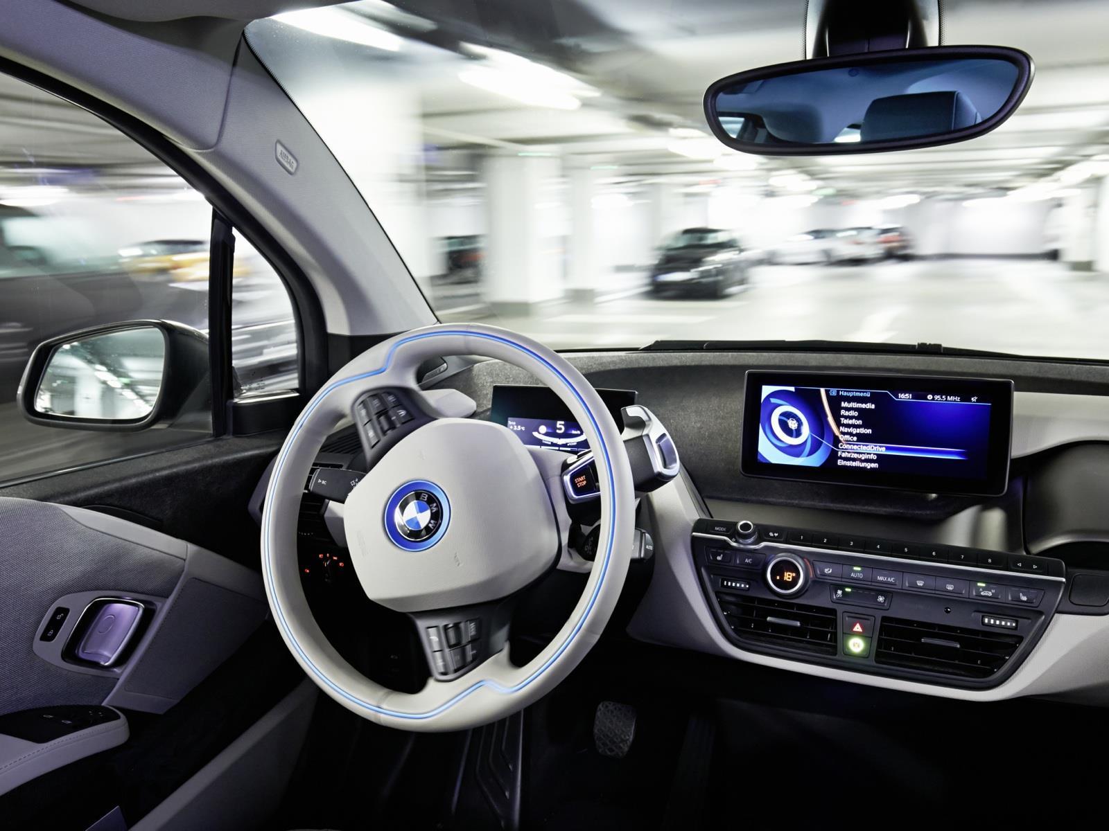 Las innovaciones tecnológicas de BMW en el CES 2015 ...