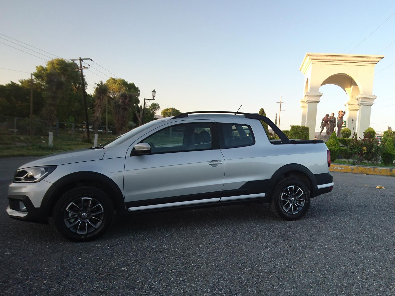 Volkswagen Saveiro 2017 debuta - Autocosmos.com