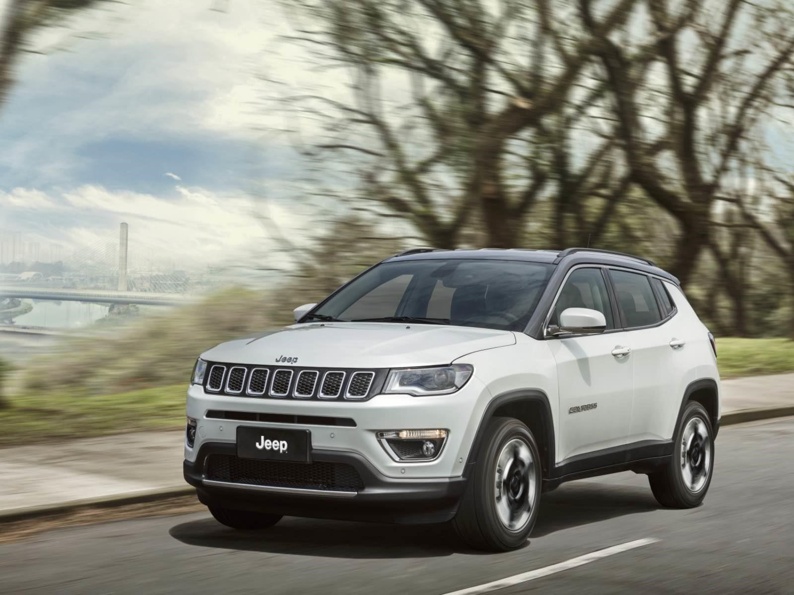 Jeep Compass 2018 Autocosmos Com