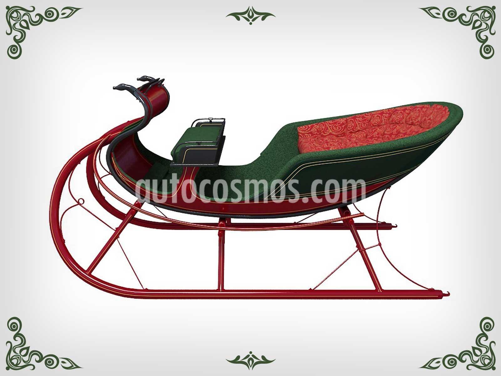 En Exclusiva Probamos El Trineo De Santa Claus