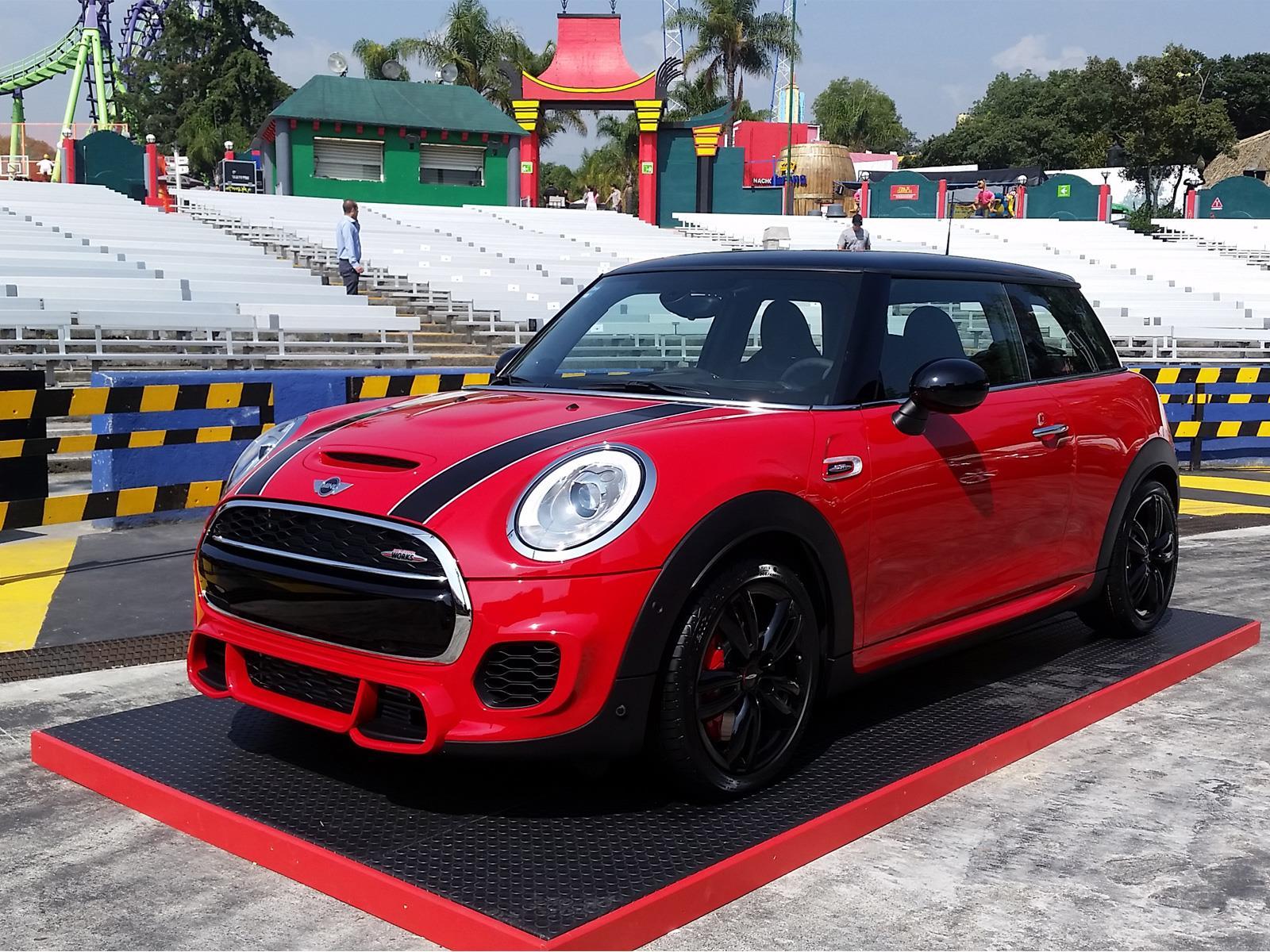 MINI John Cooper Works llega a México desde $480,000 pesos - Autocosmos.com