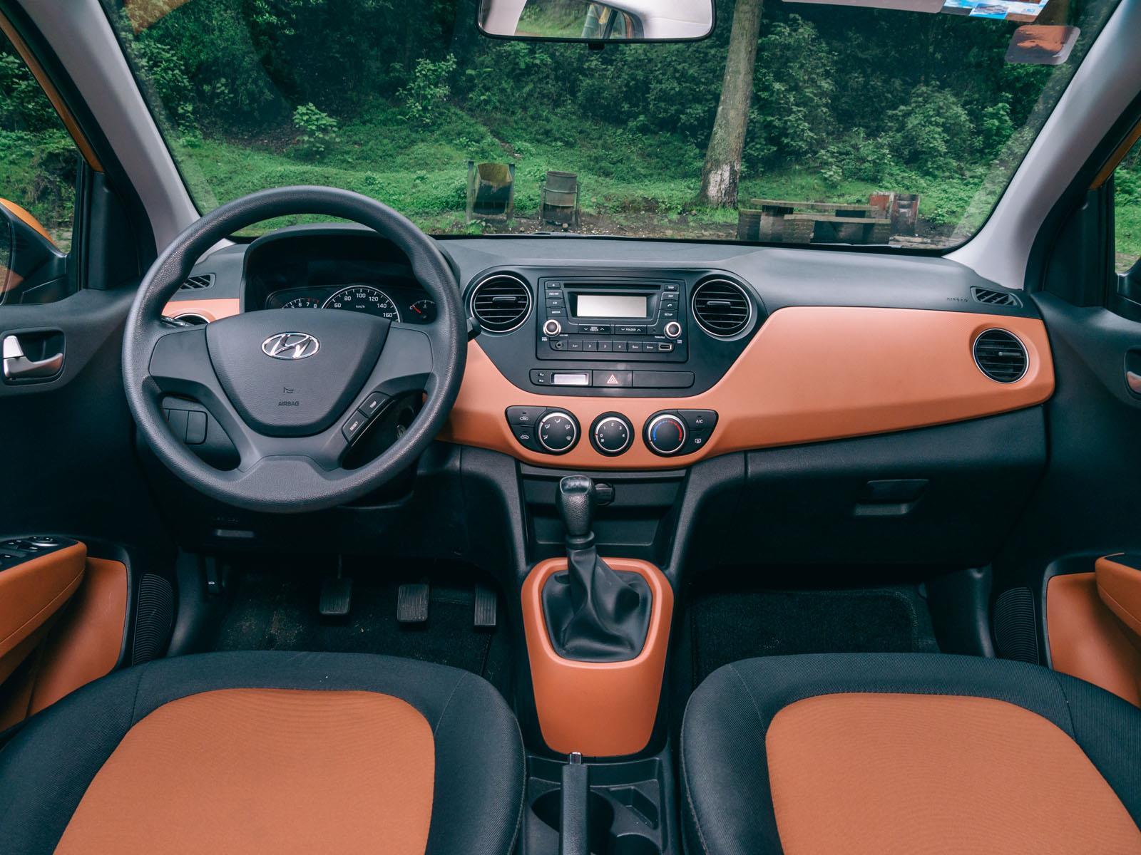 Hyundai Grand i10 2015 llega a México desde $131,900 pesos