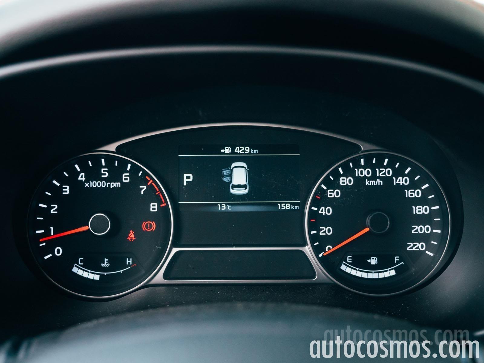 Manejamos el KIA SOUL Turbo 2017 - Autocosmos.com