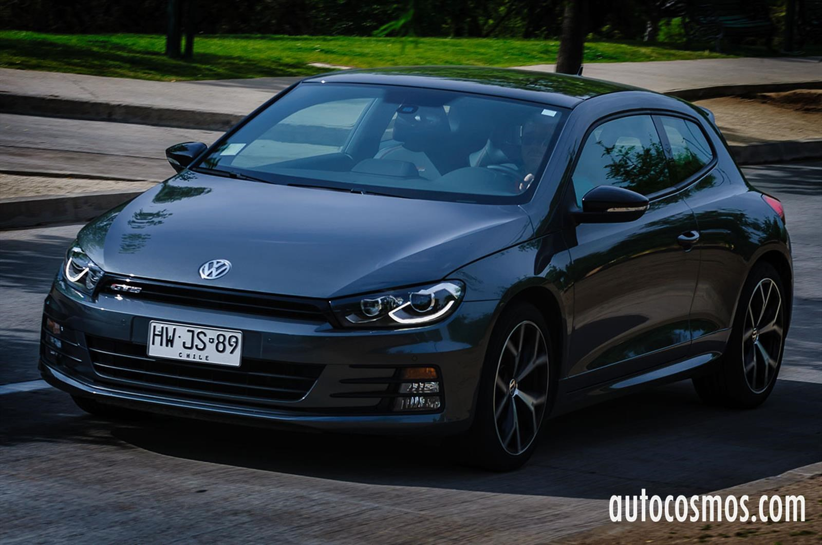 test drive volkswagen scirocco gts 2017. Black Bedroom Furniture Sets. Home Design Ideas