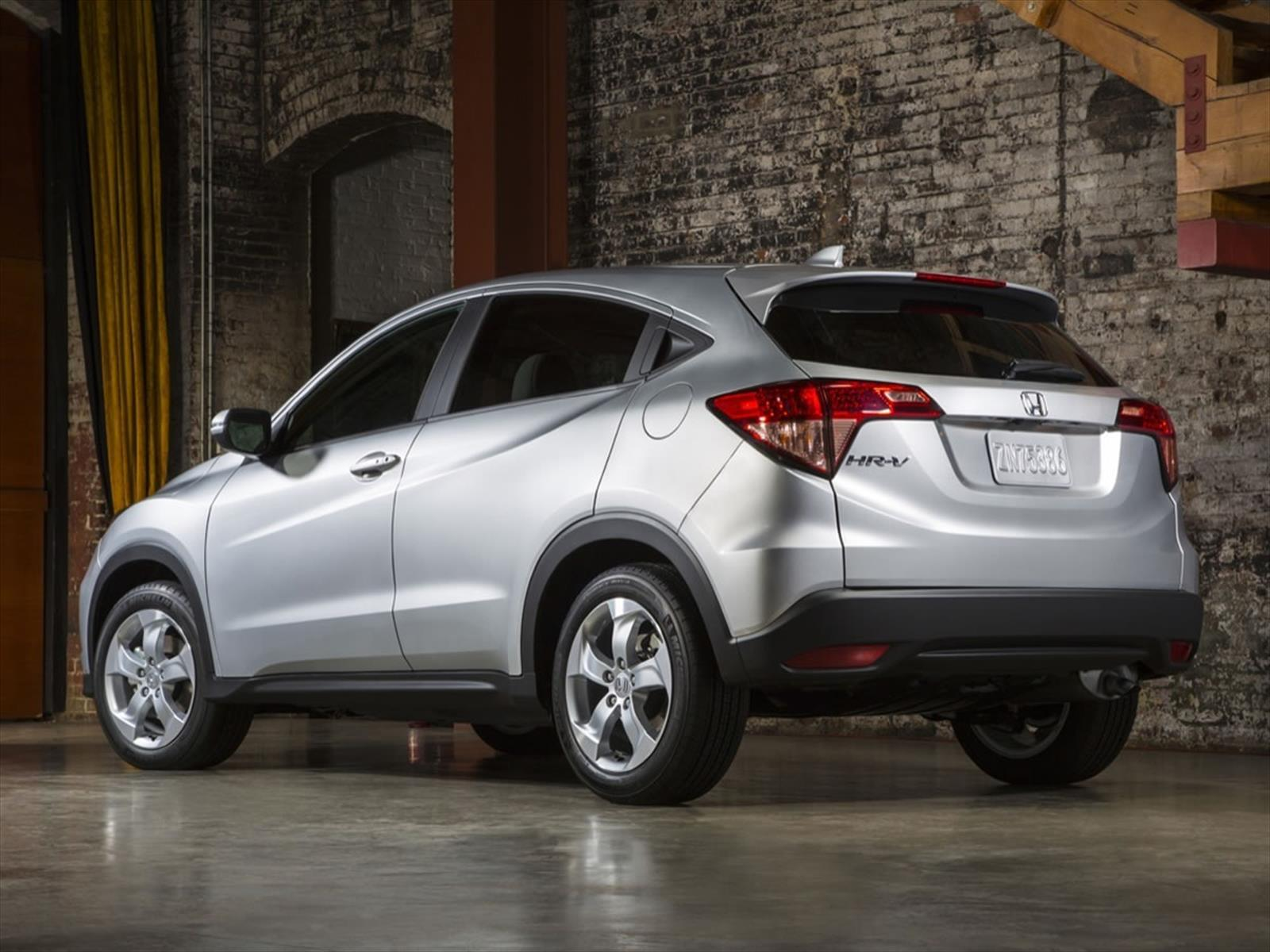Used Honda Hrv >> Honda HR-V 2016 ofrece un consumo de 14.88 Km/l ...