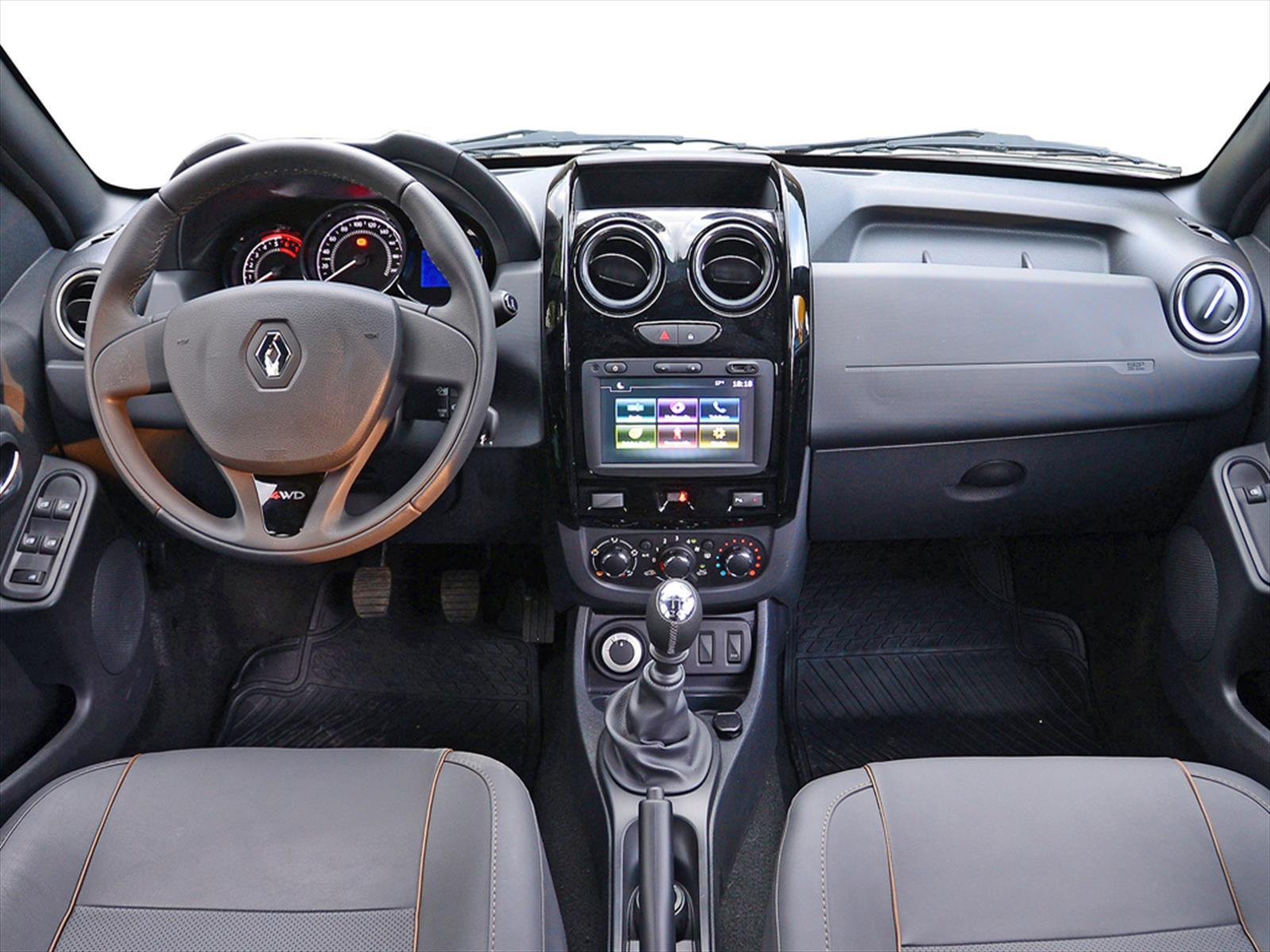 Nuevo Renault Duster 2016: Estreno oficial en Chile - Autocosmos.com