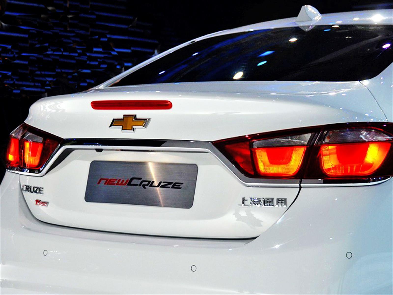 Nuevo Chevrolet Cruze 2016 será fabricado en México - Autocosmos.com