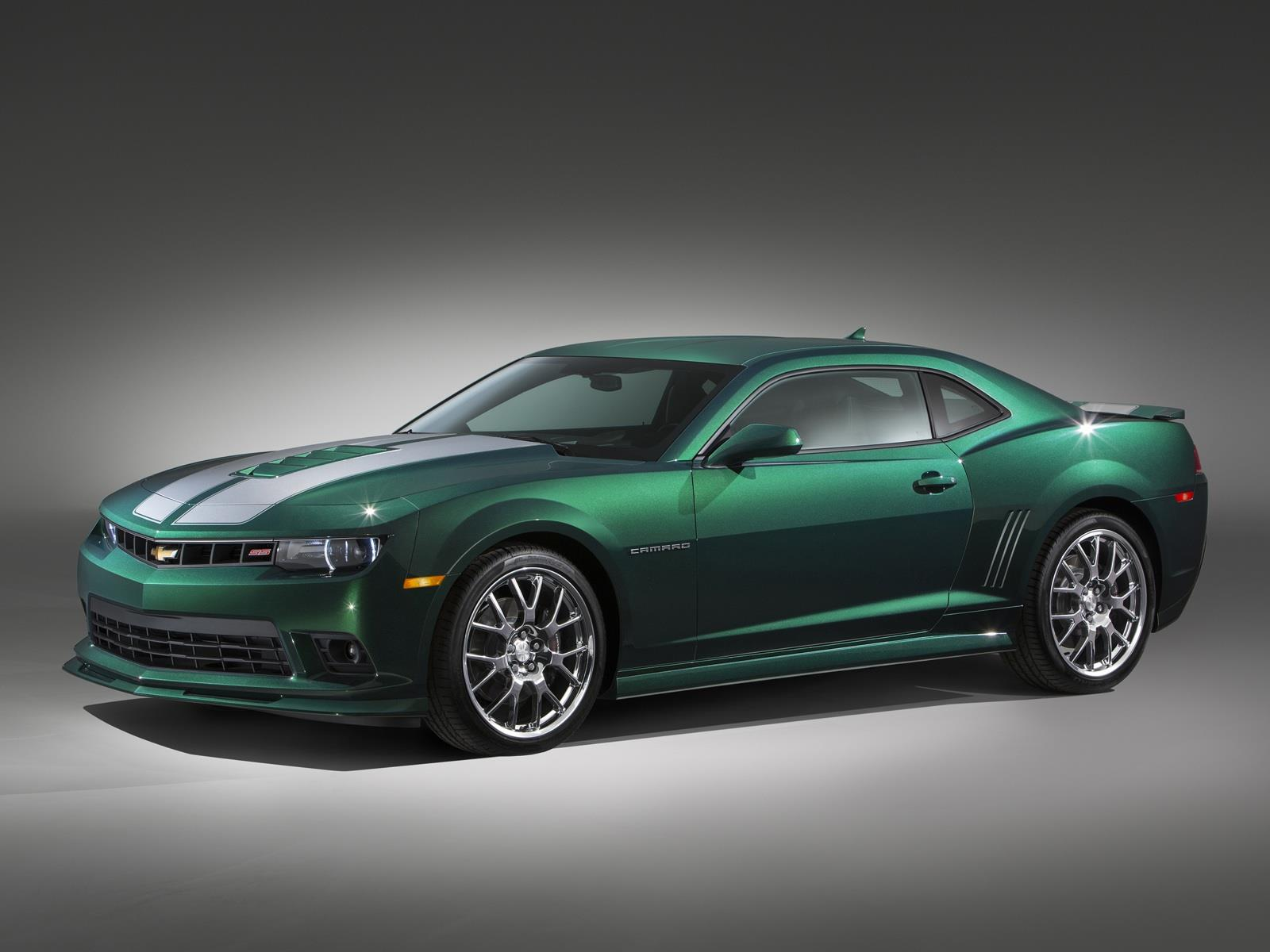 Chevrolet Camaro Commemorative Special Edition 2015 En El