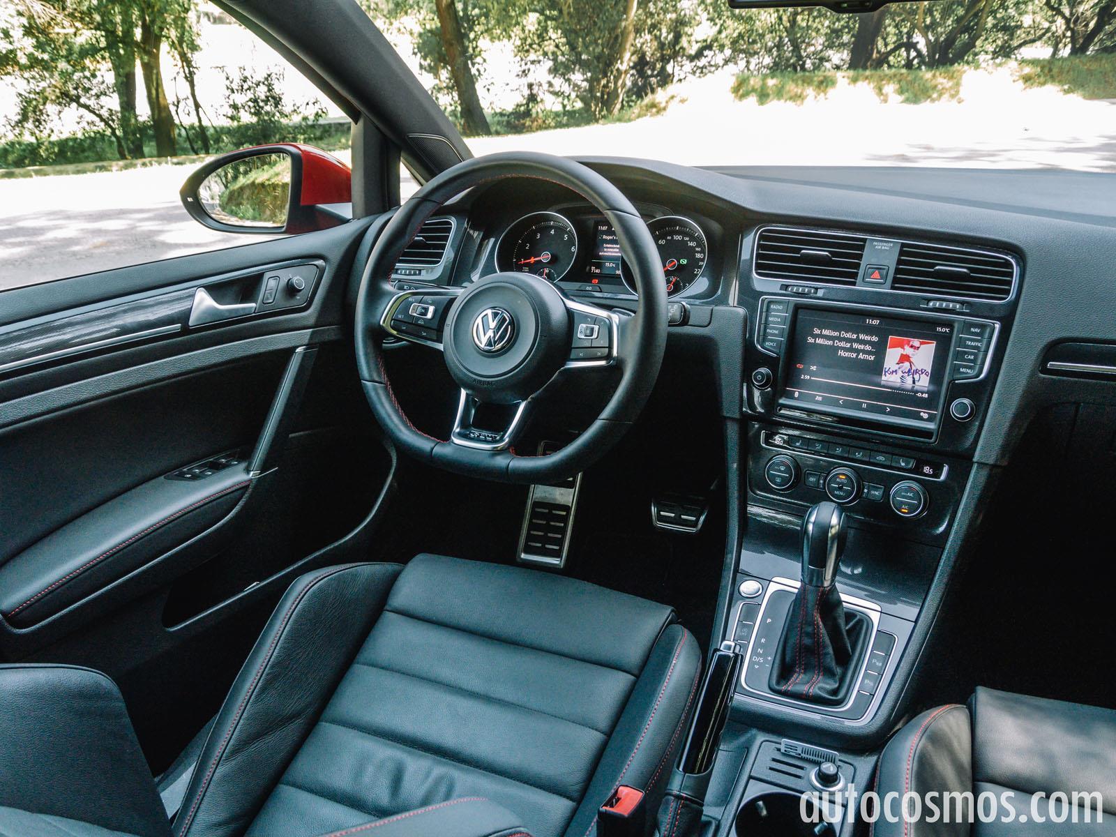 Volkswagen Golf GTI 2015 a prueba - Autocosmos.com