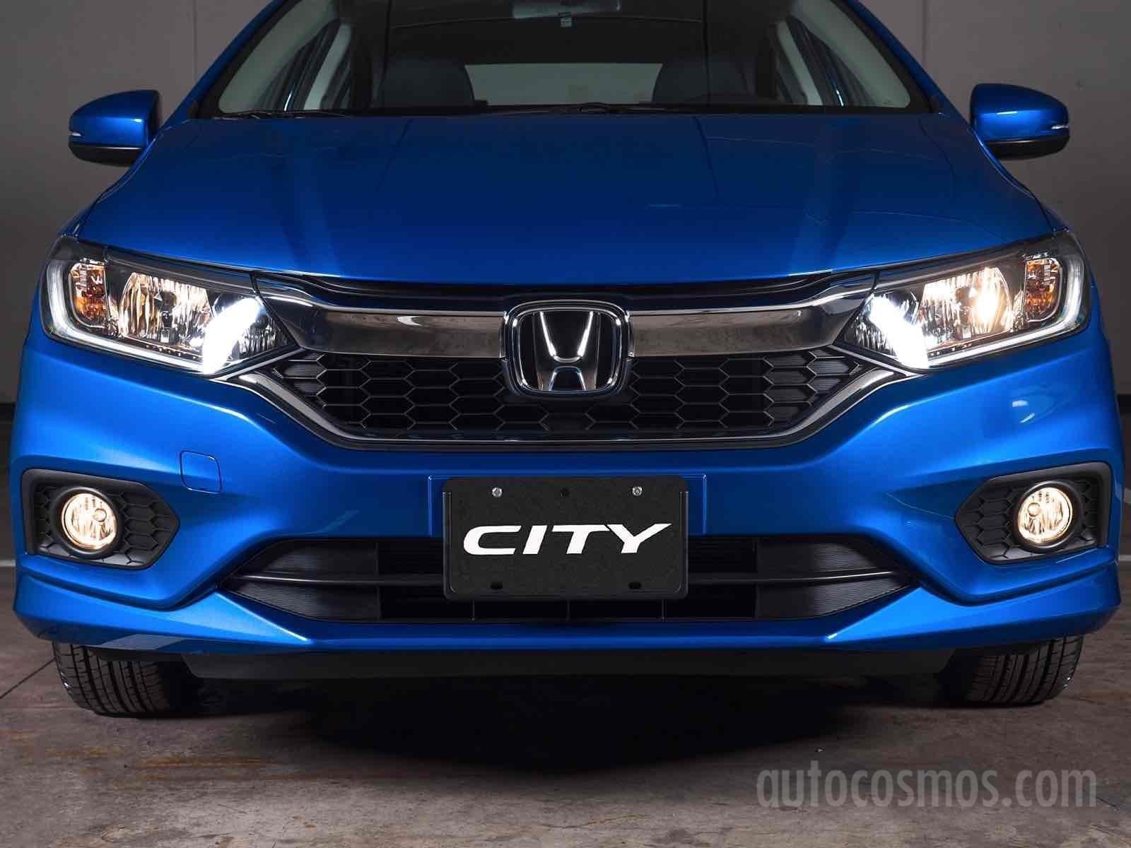 Honda City 2018 llega a México desde $249,900 pesos - Autocosmos.com