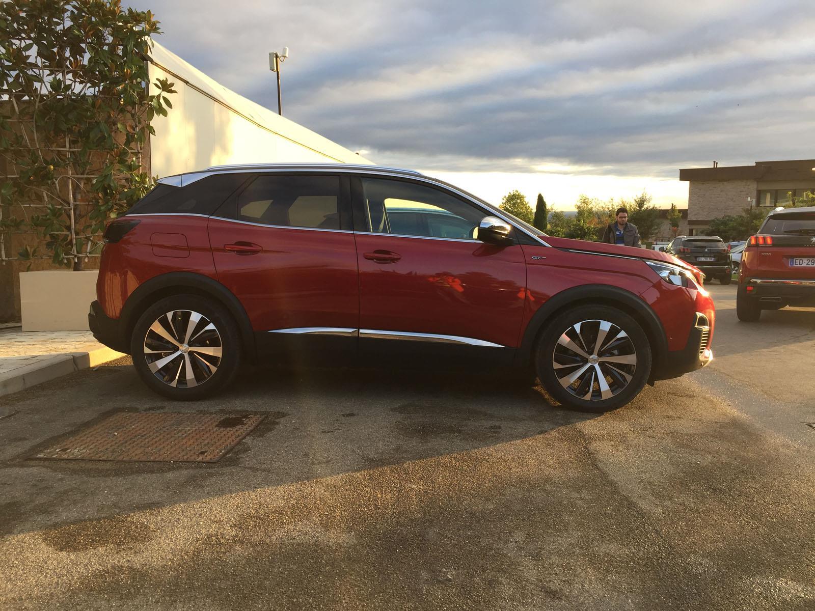 Peugeot 3008 2017 Autocosmos Com