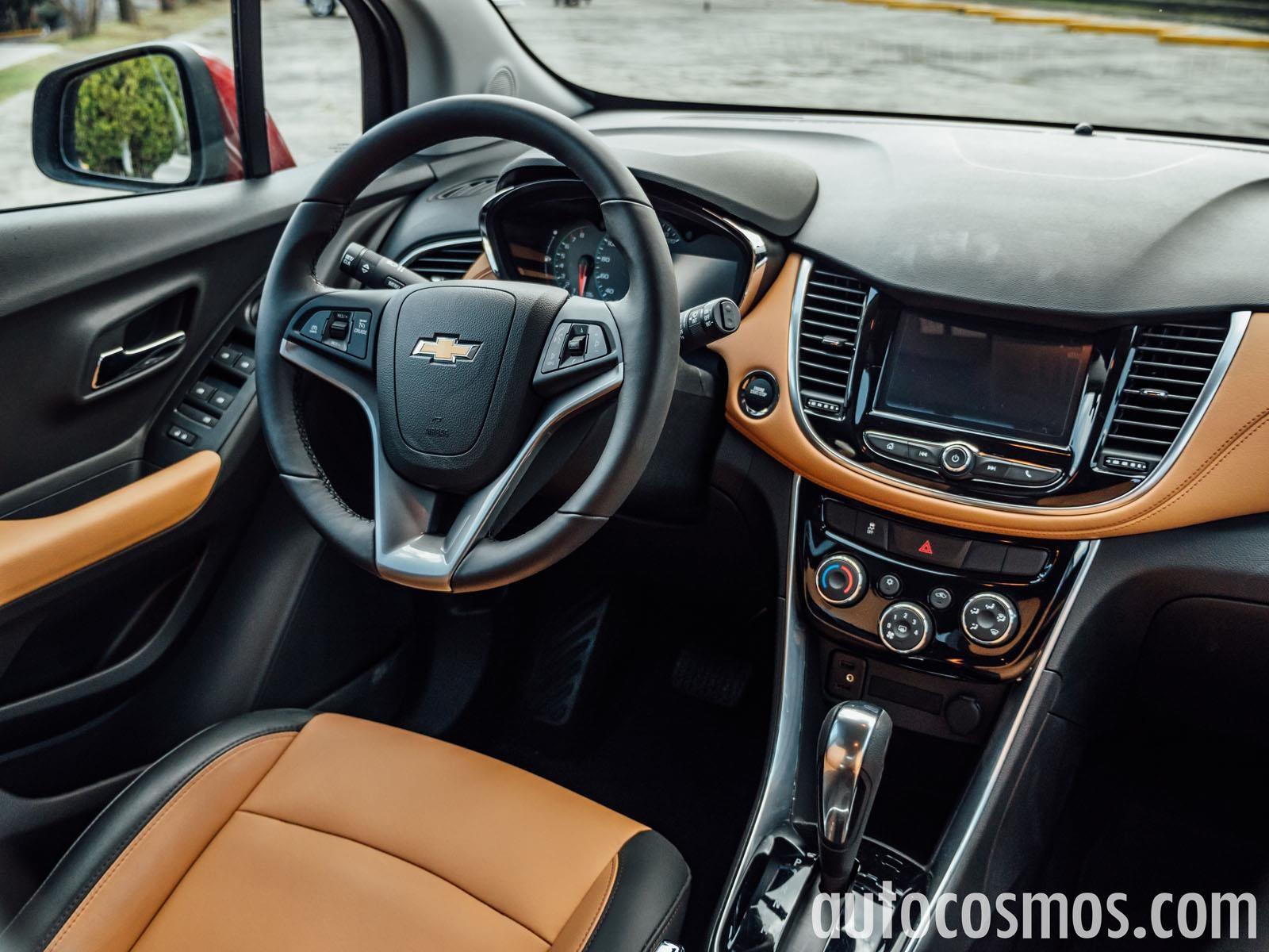 Chevrolet Trax 2017 llega a México desde $273,900 pesos ...
