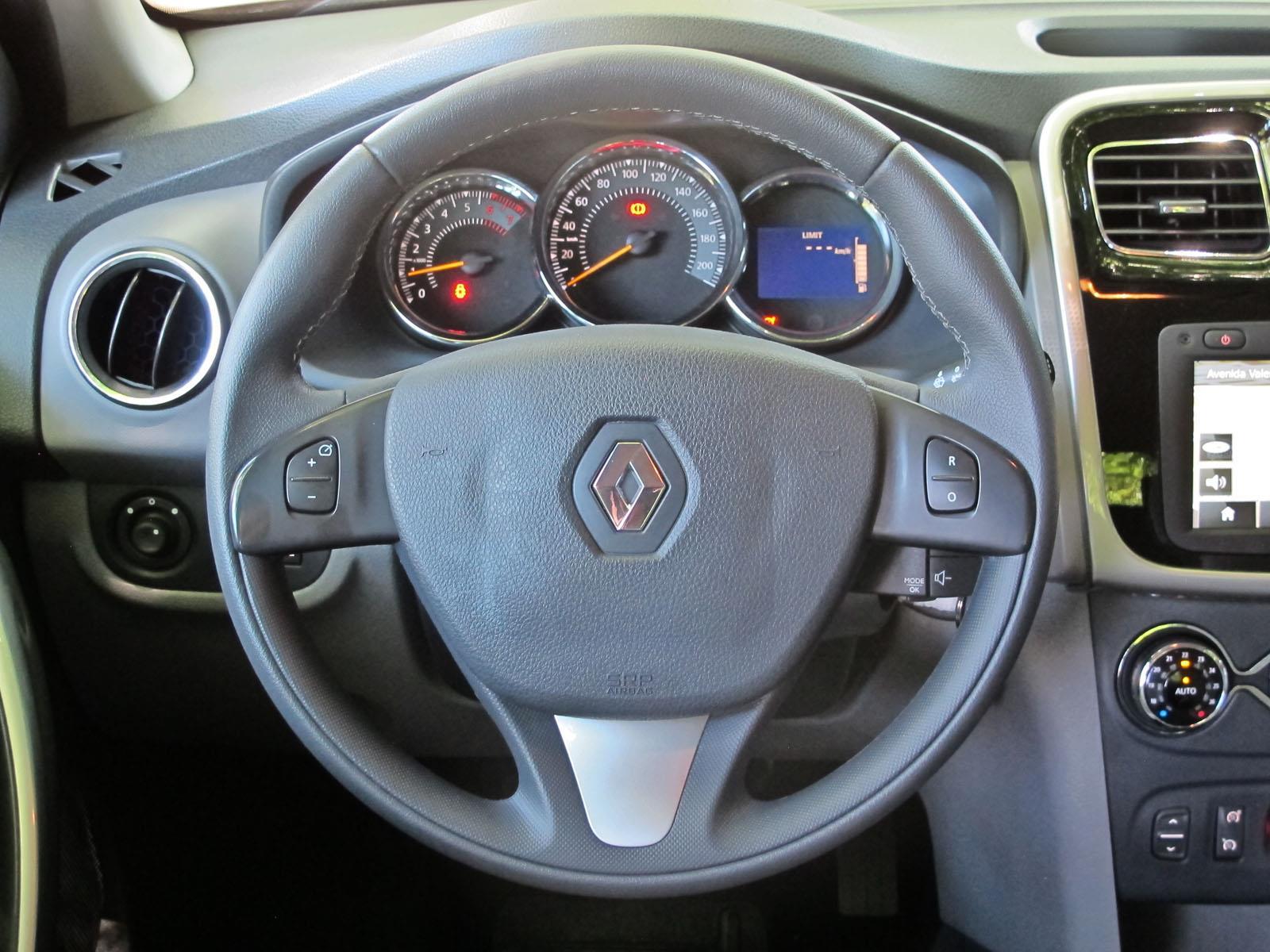 Manejamos El Renault Logan 2014   U00bfel Reemplazo Del Scala