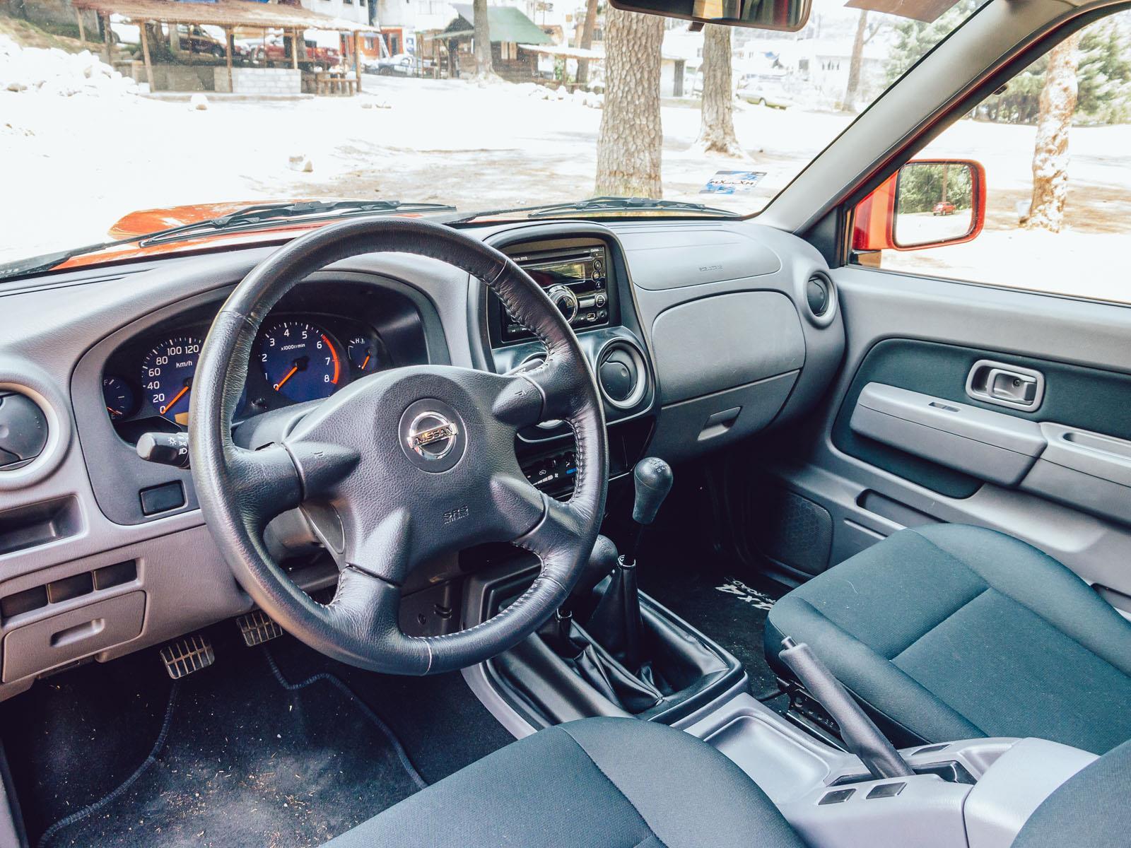 Nissan Frontier Le 4x4 2014 A Prueba Autocosmos Com