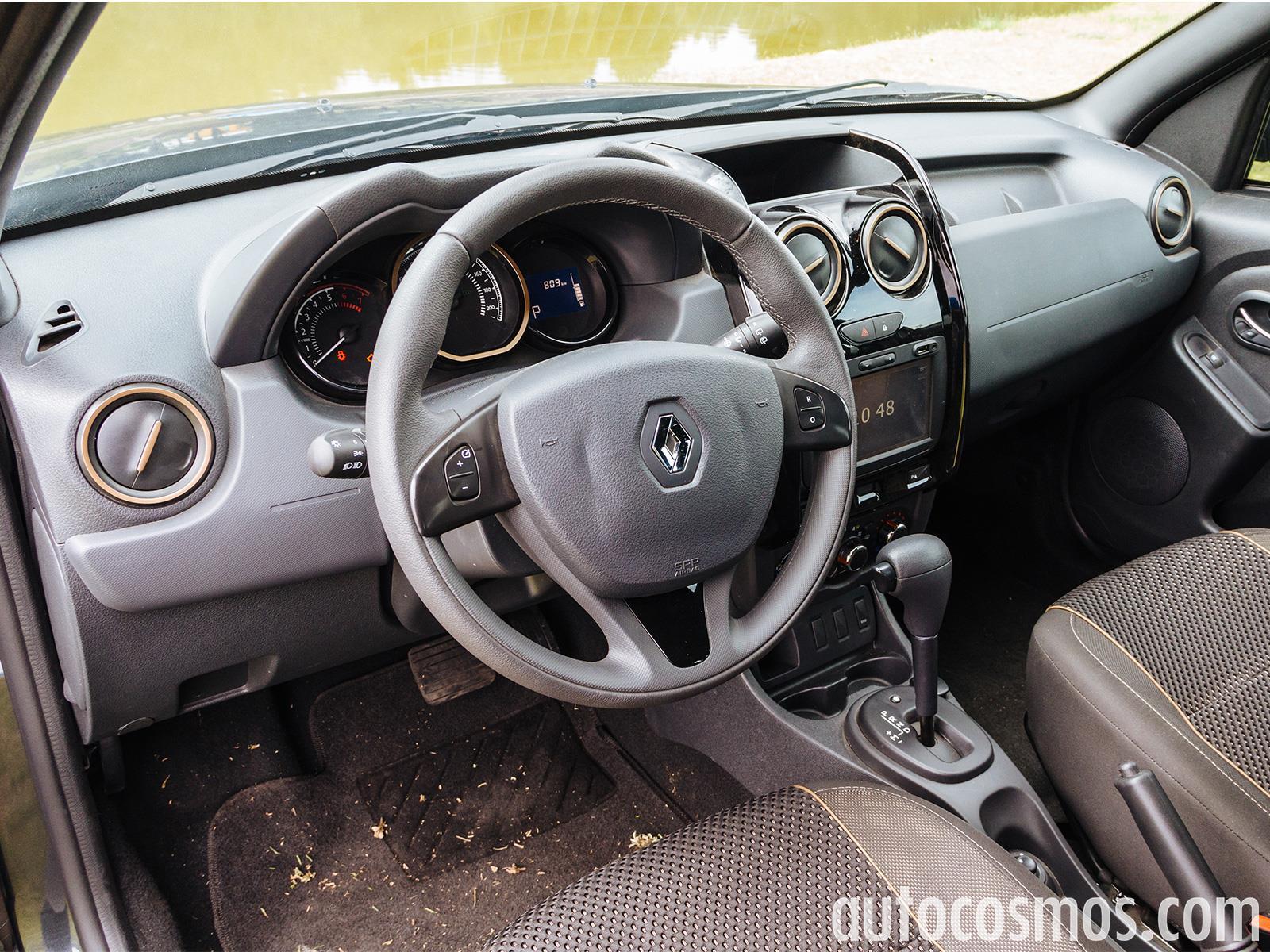 Renault duster 2017 a prueba - Dacia duster 2017 interior ...
