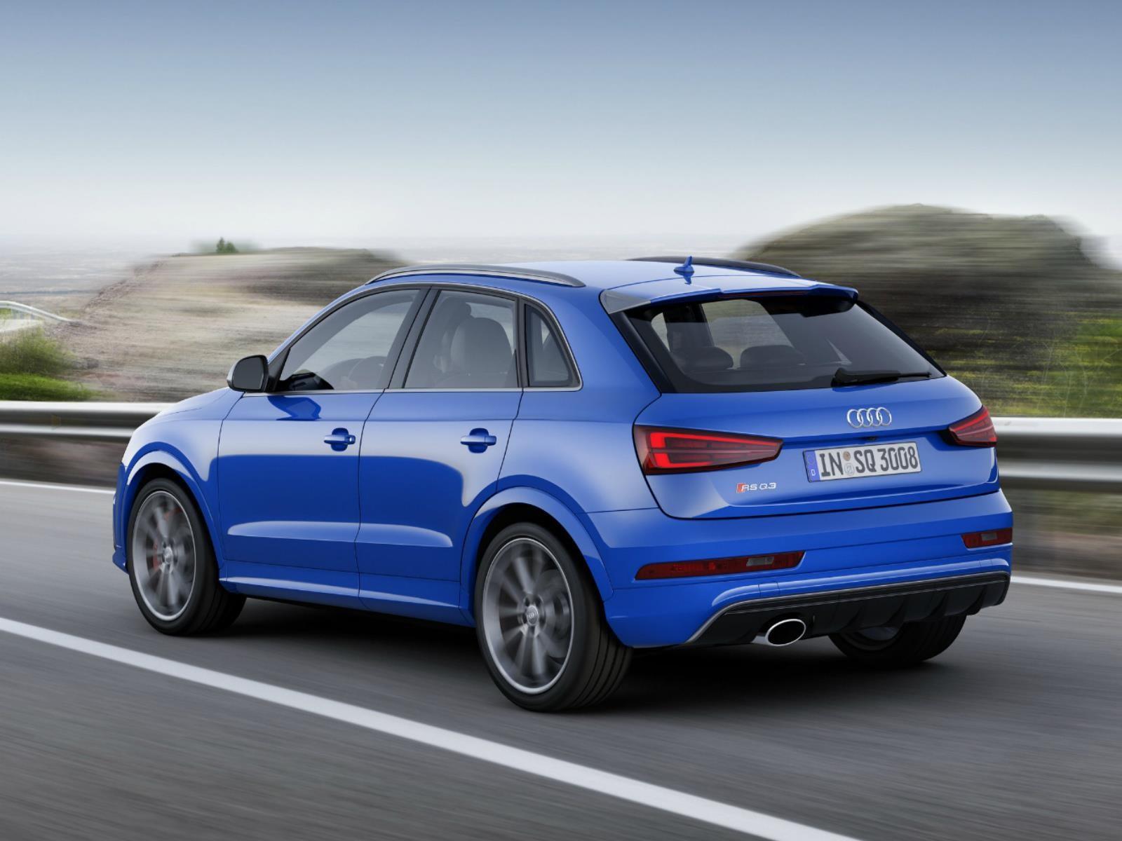 Salón de Bogotá 2016 - Audi RS Q3 Performance es develado en Bogotá - Noticias, novedades y ...