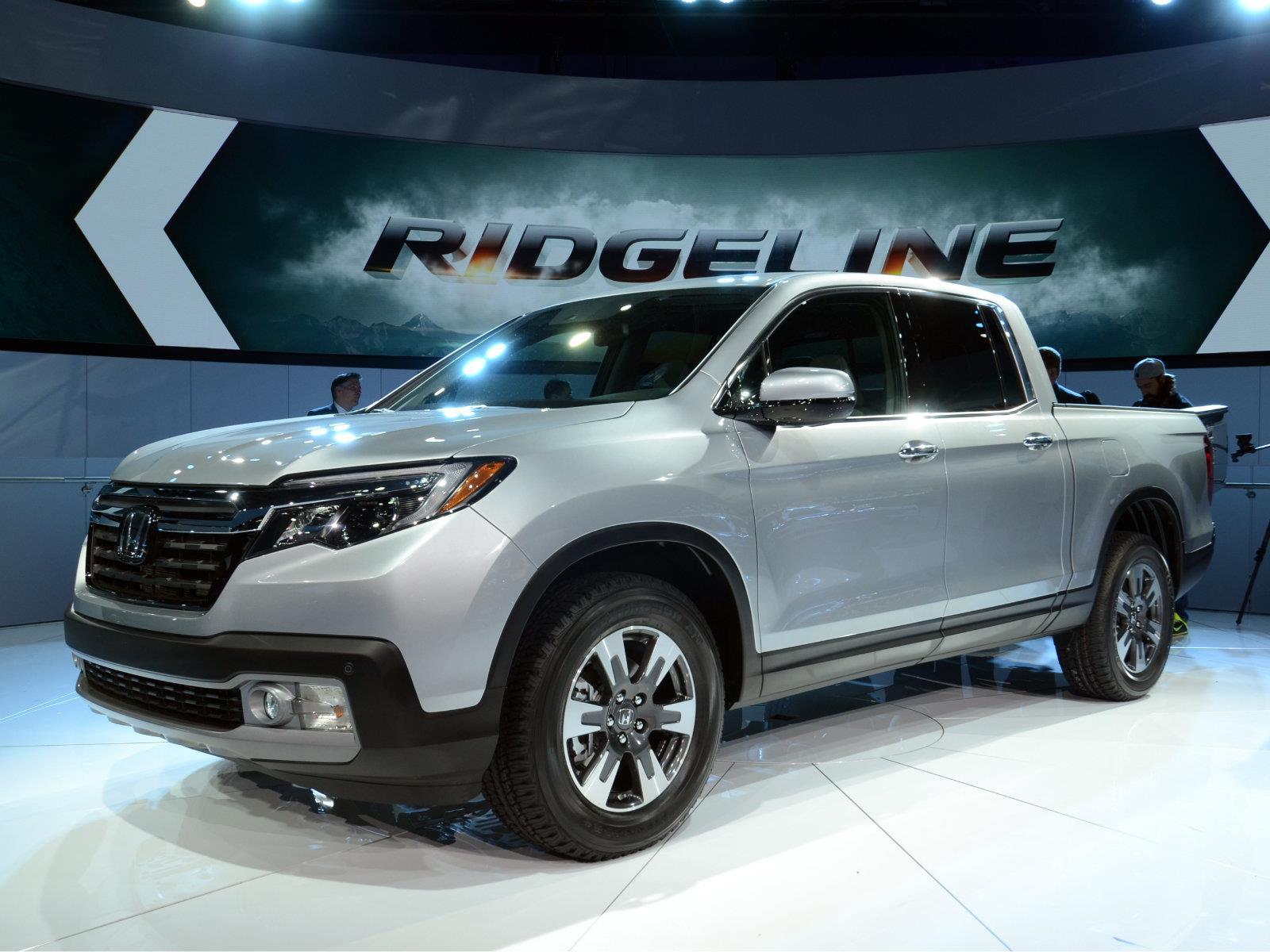 Autoshow de Detroit 2016 - Honda Ridgeline 2017, se presenta la ...