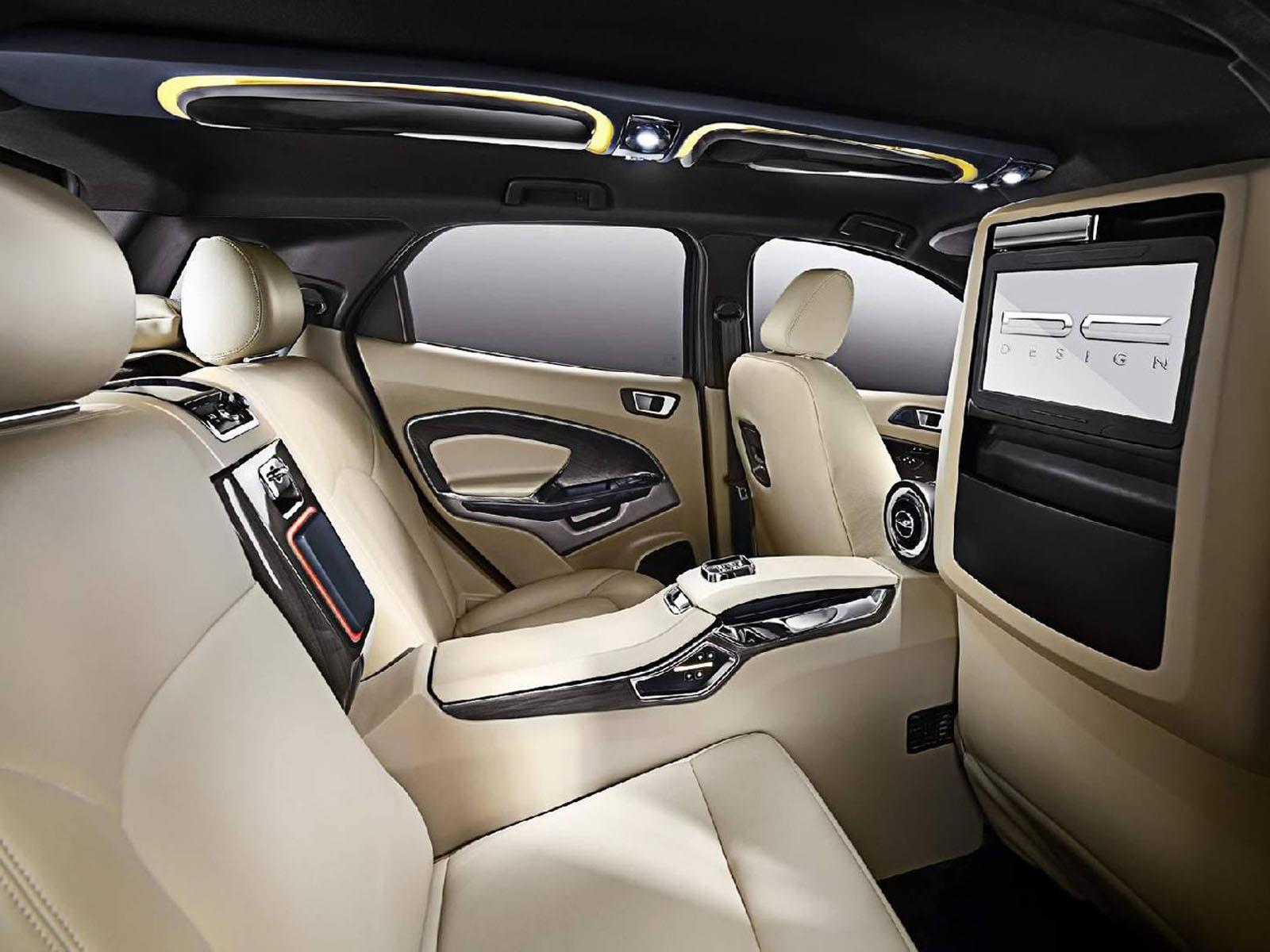 Ford Ecosport Preparada Por Dc Design Autocosmos Com