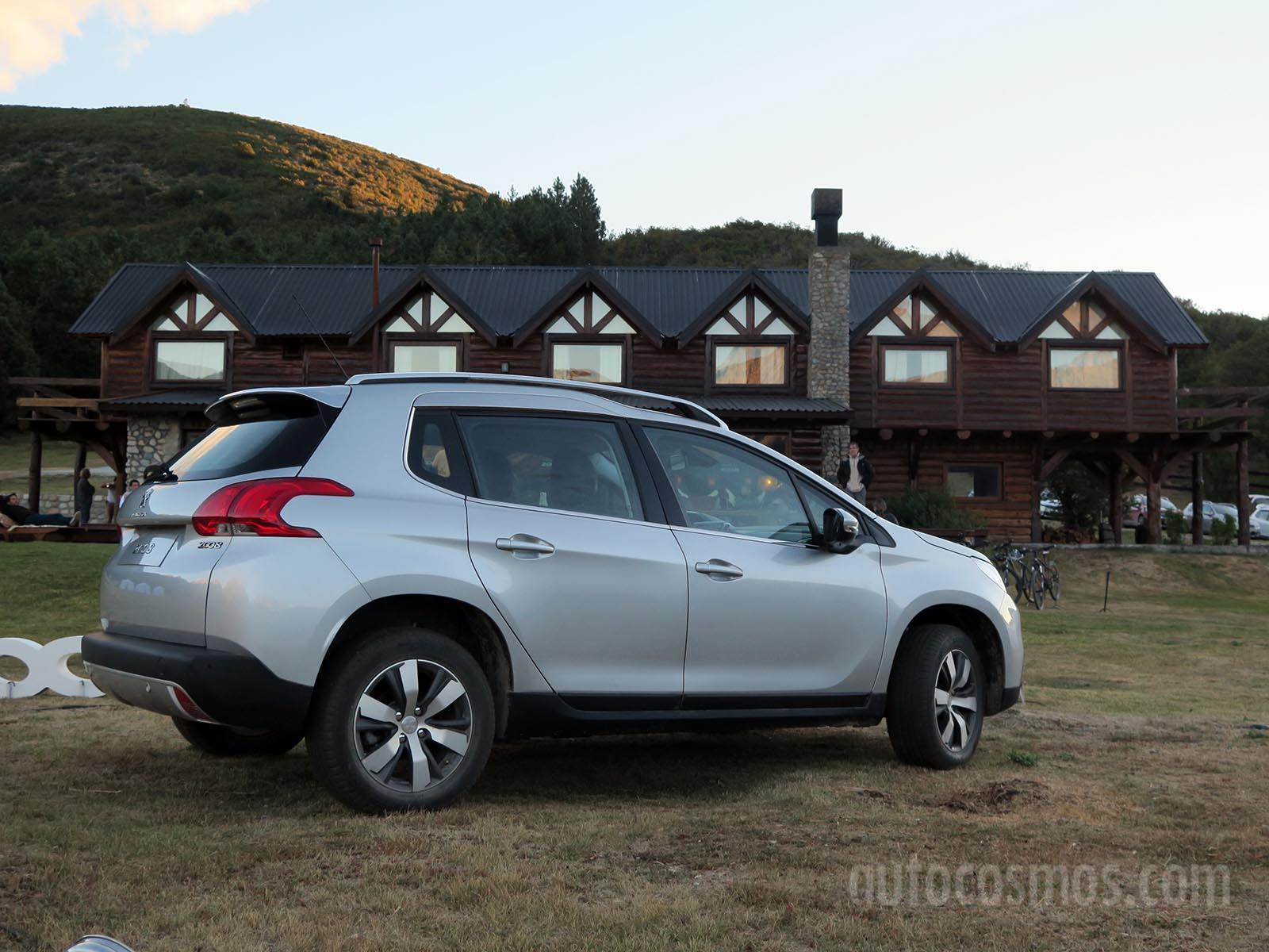 Peugeot 2008 Se Presenta En Argentina