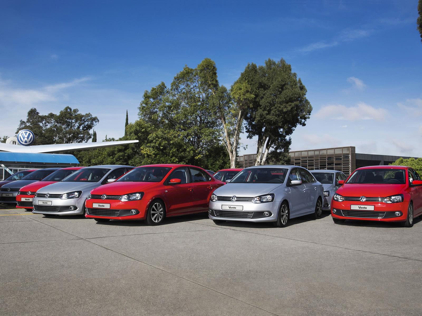 Volkswagen Nuevo Vento 2014, ¿el sustituto del Jetta Clásico
