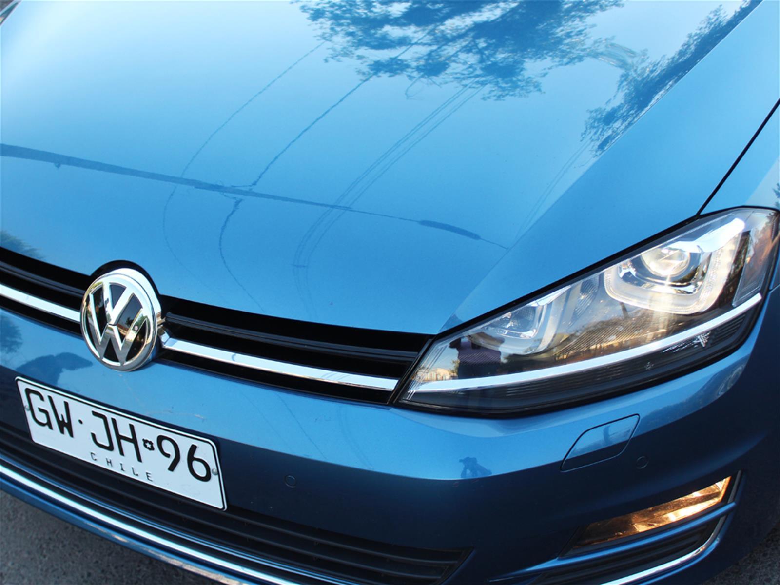 Prueba al Volkswagen Golf 1.4L TSI Turbo 2015: Sobresaliente