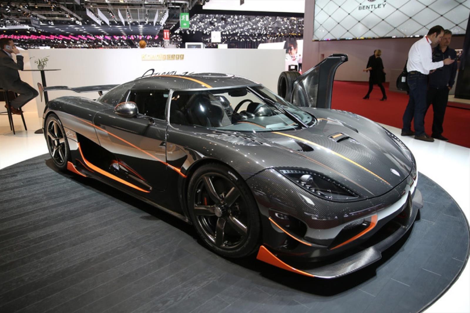Autoshow De Ginebra 2015 Koenigsegg Agera Rs Se Presenta