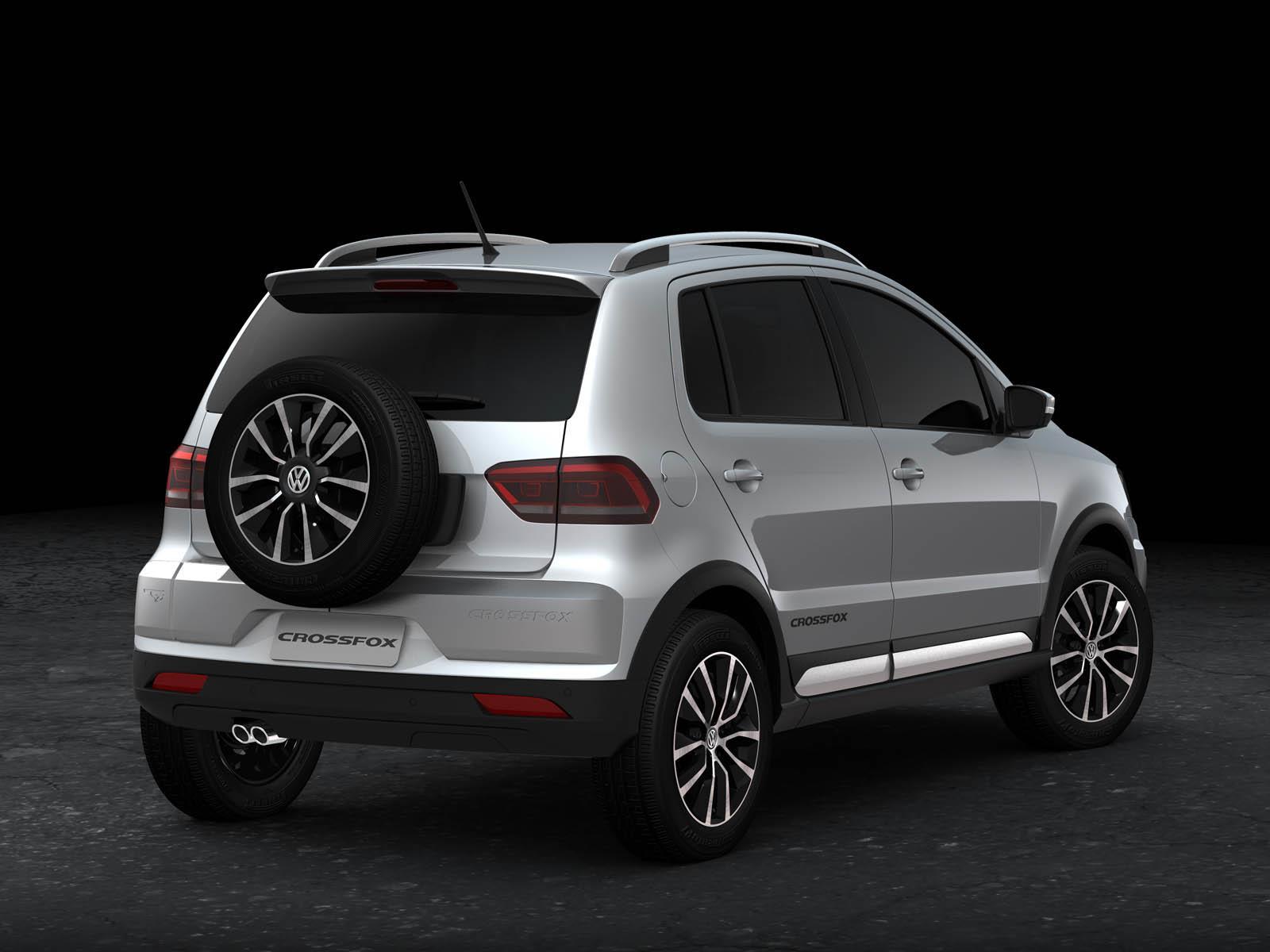 Sal 243 N De Sao Paulo 2014 Volkswagen Crossfox Se Renueva Noticias Novedades Y Presentaciones