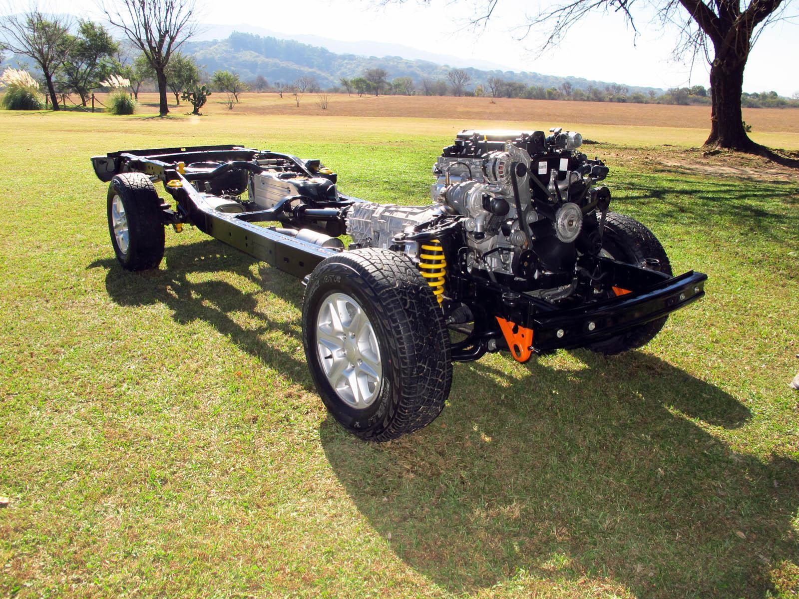 Manejamos La Nueva Ford Ranger En Argentina Autocosmos Com