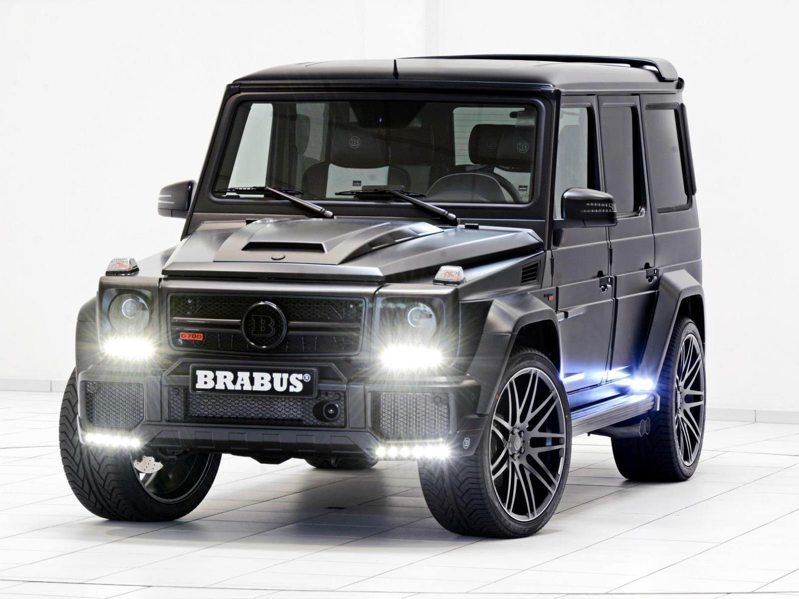 Mercedes benz clase g 63 amg por brabus for Mercedes benz com mx mexico