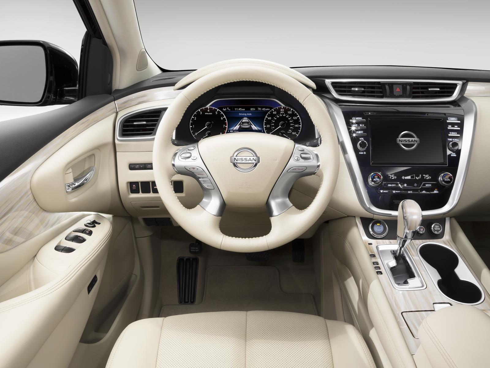 Inicia la producción del Nissan Murano 2015 - Autocosmos.com