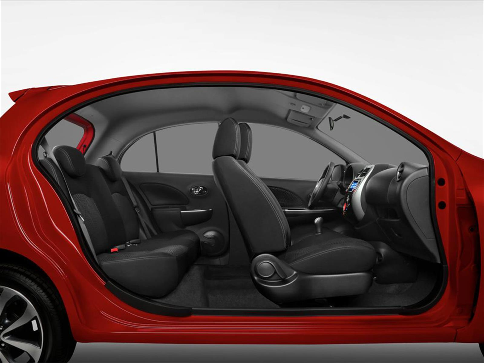 Nissan March 2014 se presenta en México desde $150,400 pesos