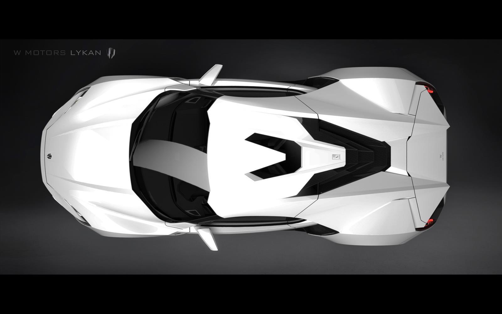 W Motors Lykan HyperSport - Autocosmos.com