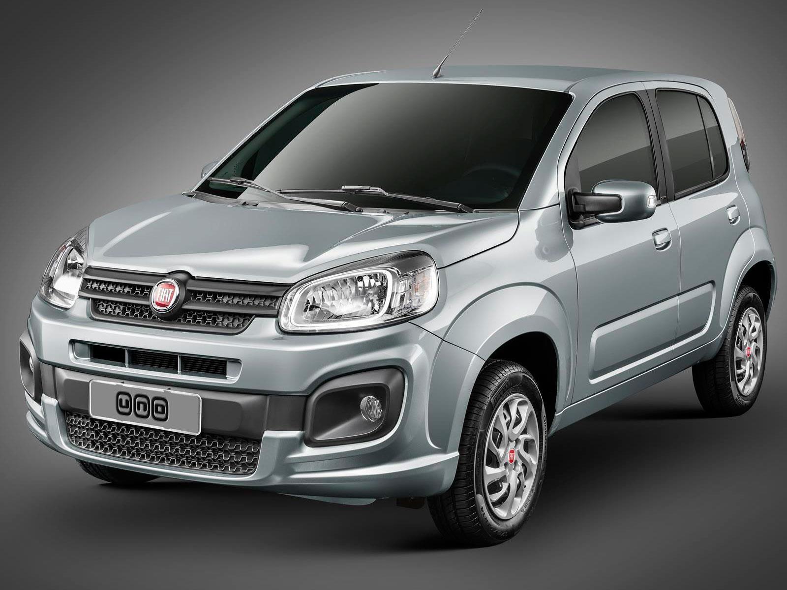 Fiat Uno 2017 Autocosmos Com