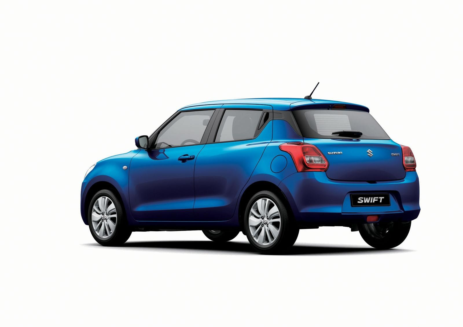 Suzuki Swift 2018 Debuta Autocosmos Com