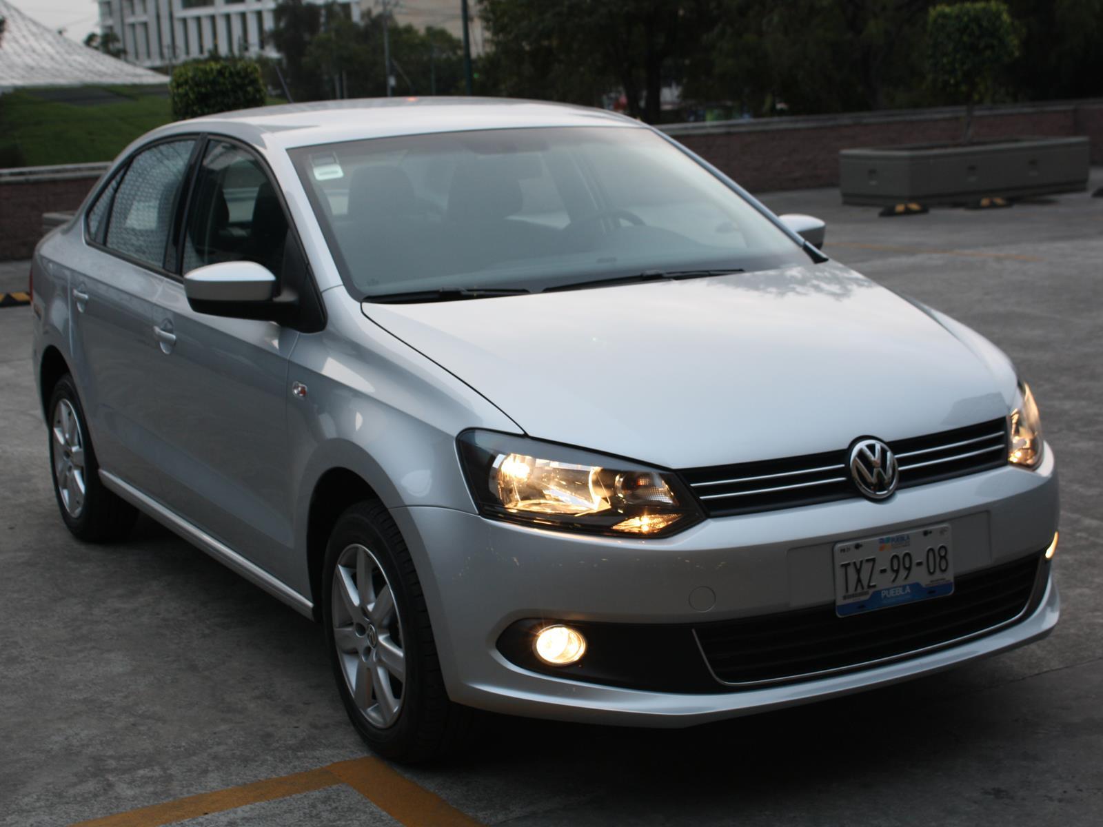 Volkswagen Nuevo Vento 2014 a prueba - Autocosmos.com