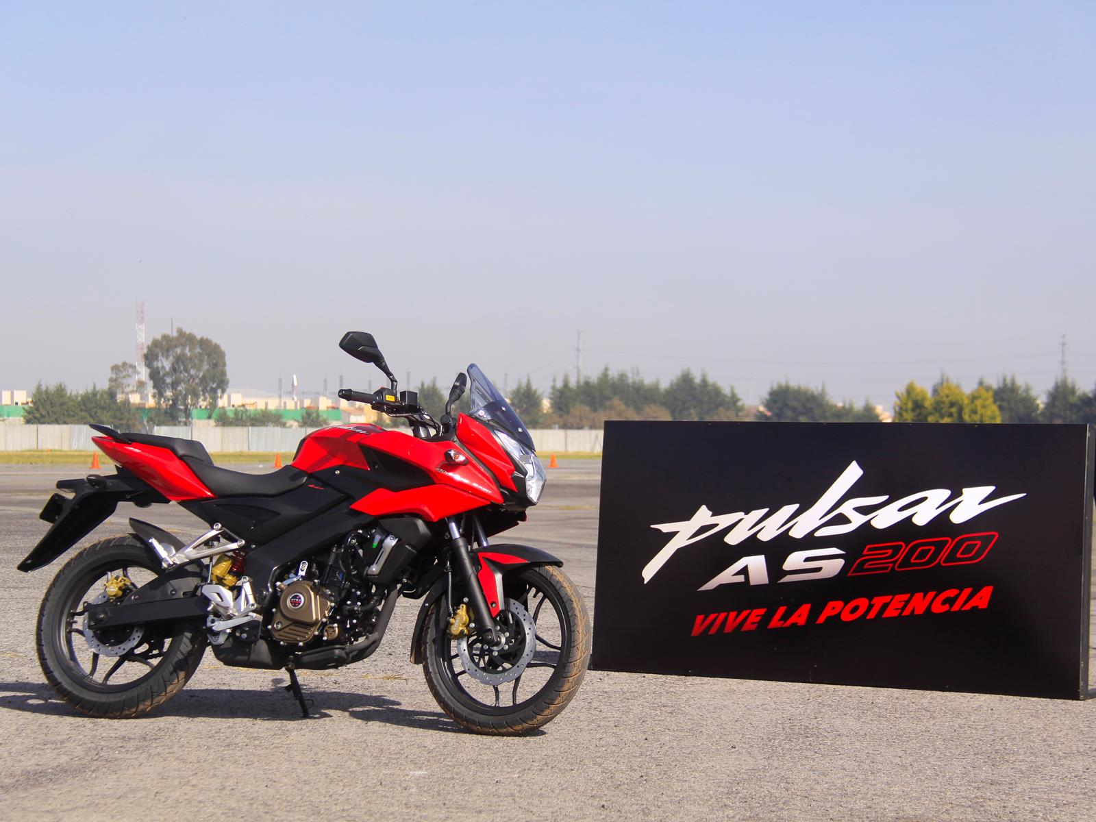 Bajaj Pulsar Rs 200 Y As 200 2016 Autocosmos Com
