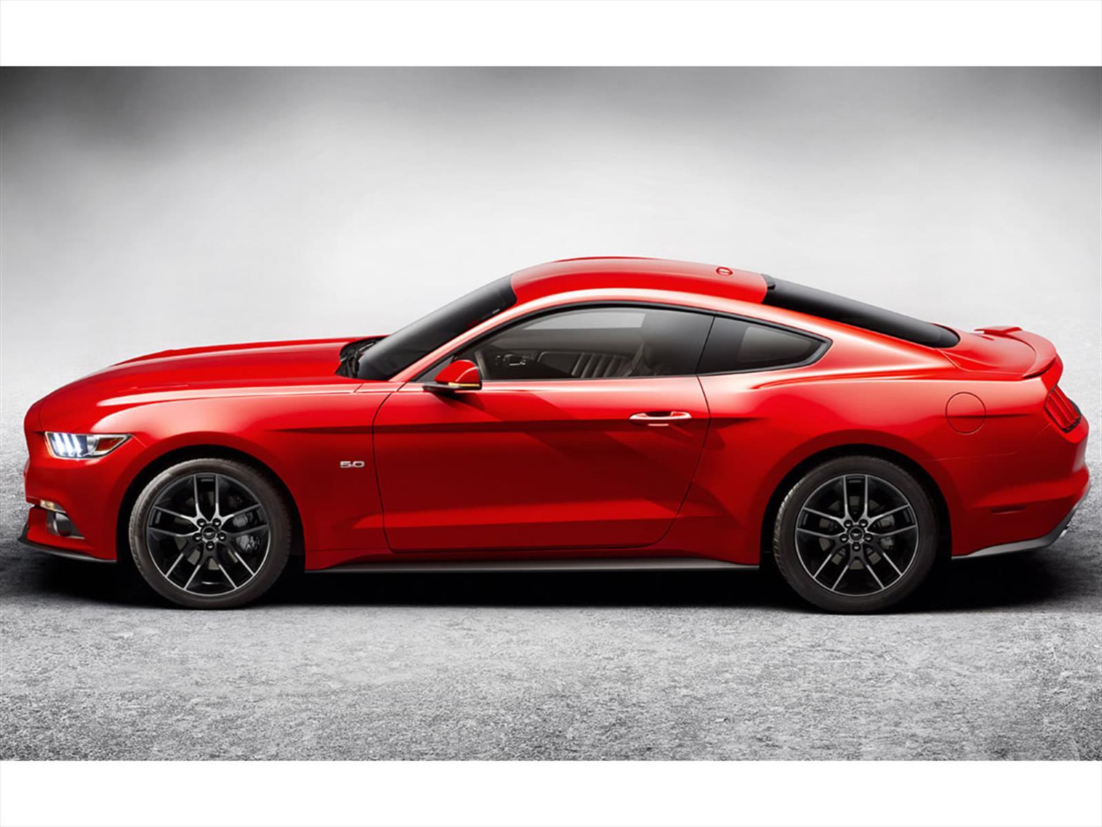 ¿El nuevo Ford Mustang 2015 está inspirado en un concepto ...