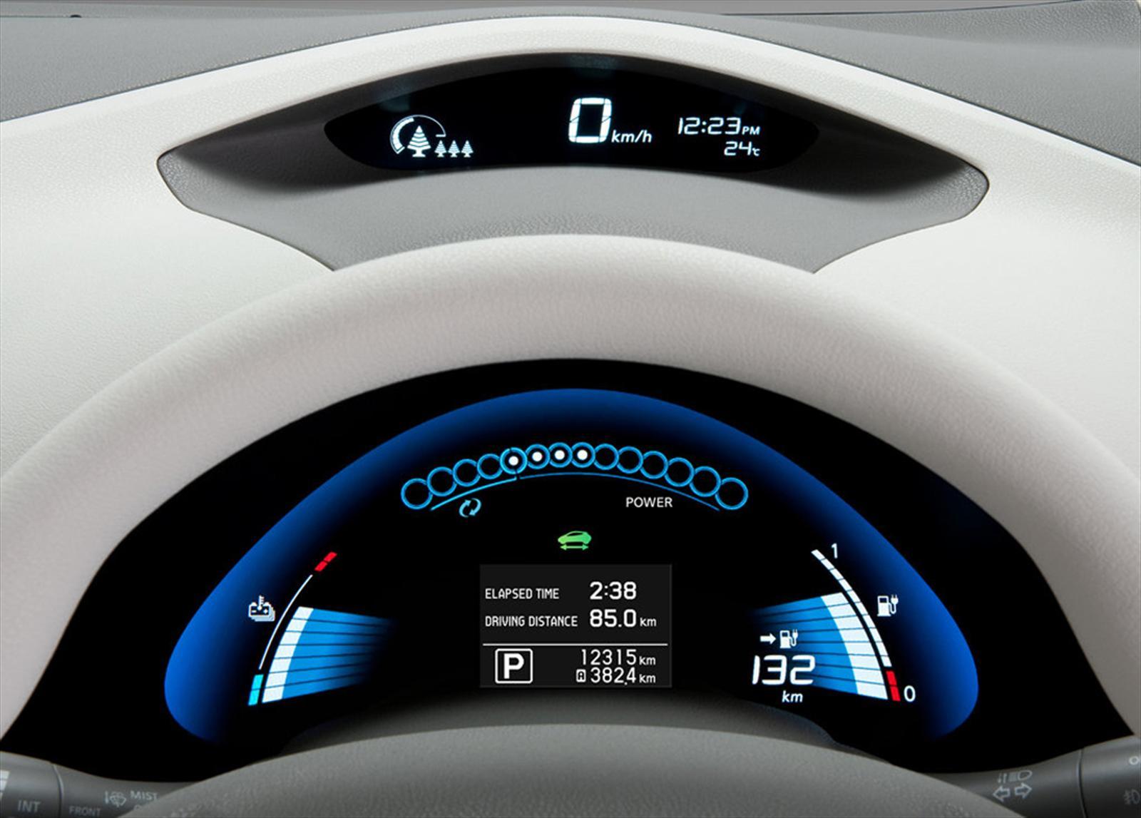 Top 10: Mamá Geek- Nissan LEAF - Autocosmos.com