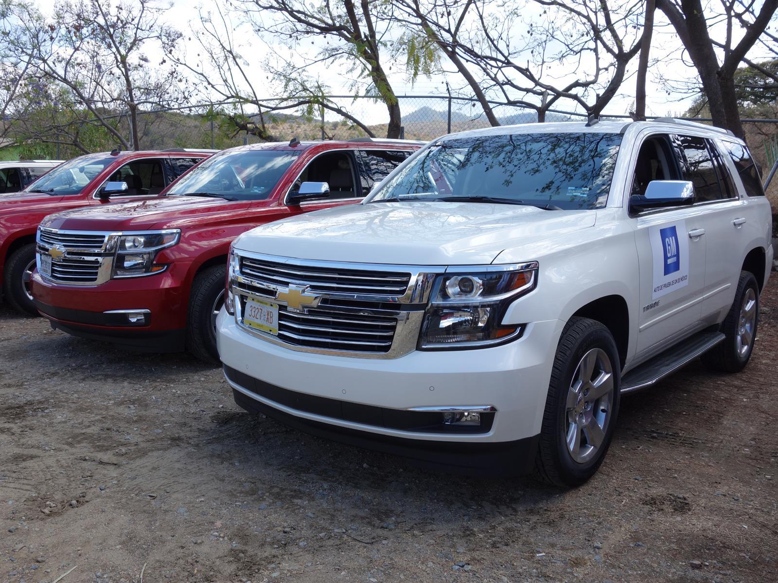 Precios Y Promociones Para La Suburban 2014 Chevrolet   Autos Weblog