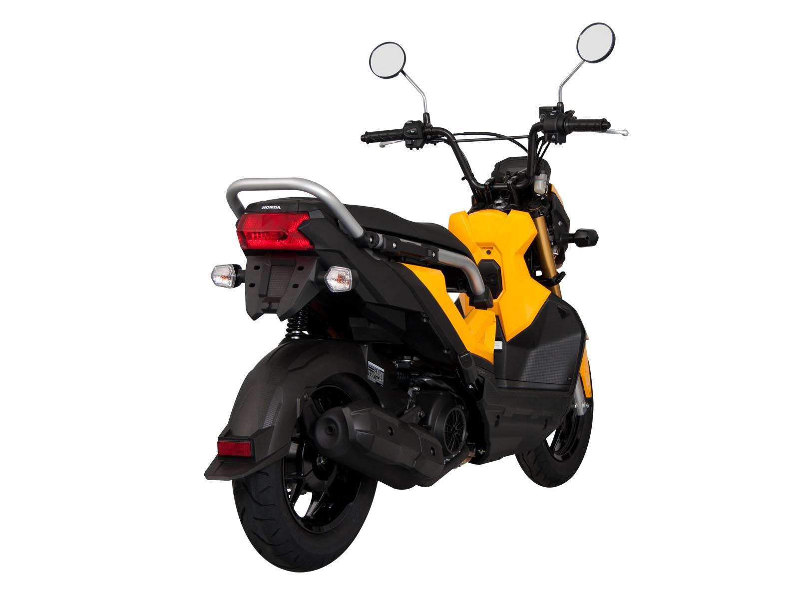 Honda Zoomer X 2016 se presenta - Autocosmos.com