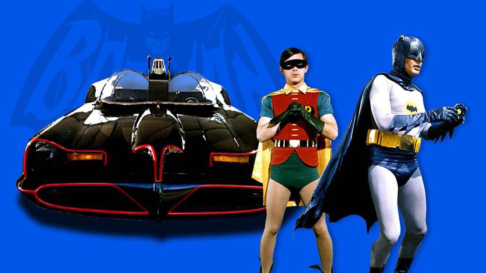 Batman 1966 movie posters 24x36