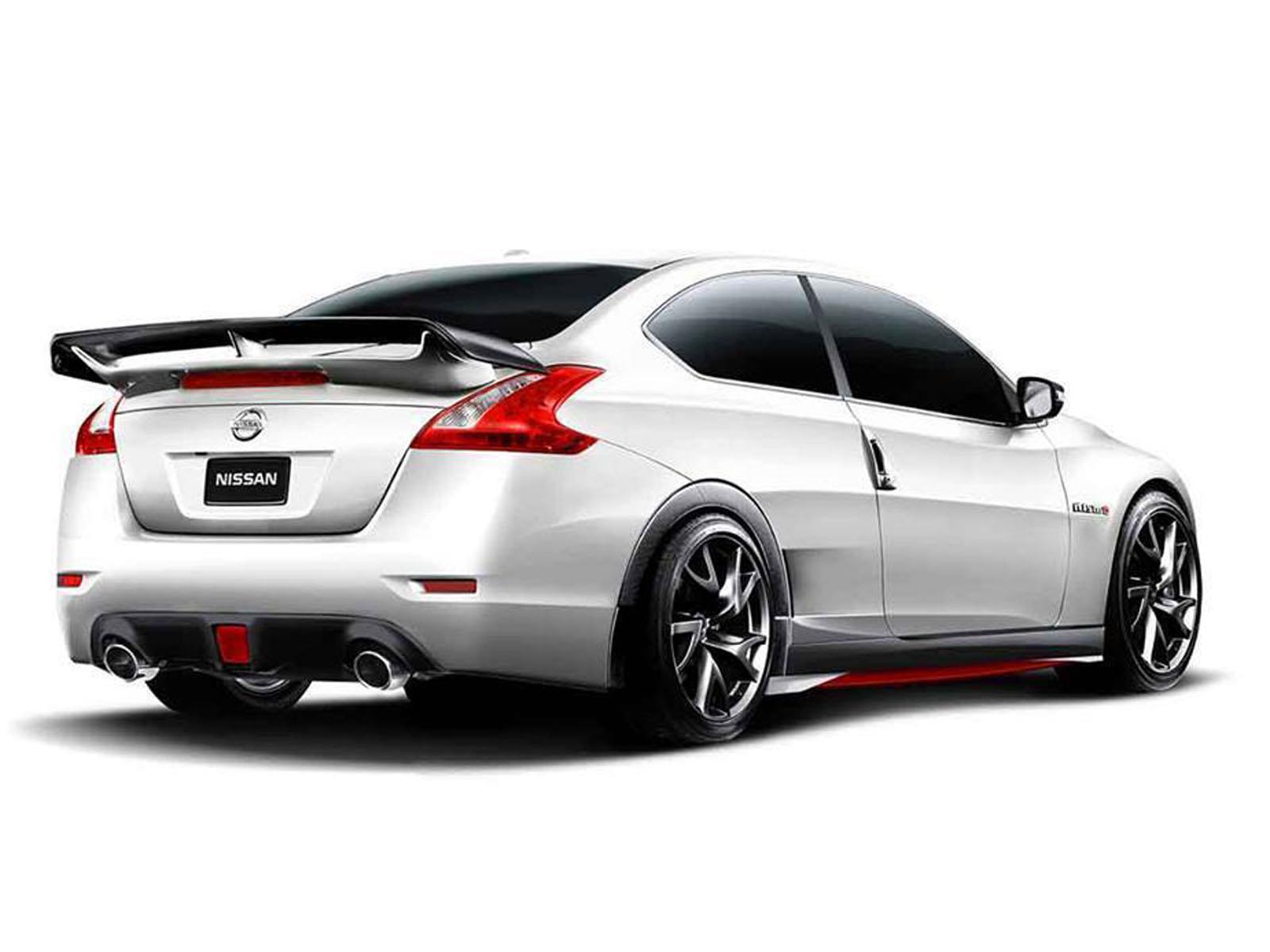 Nismo Hace Mashup Con Modelos De Nissan Autocosmos Com