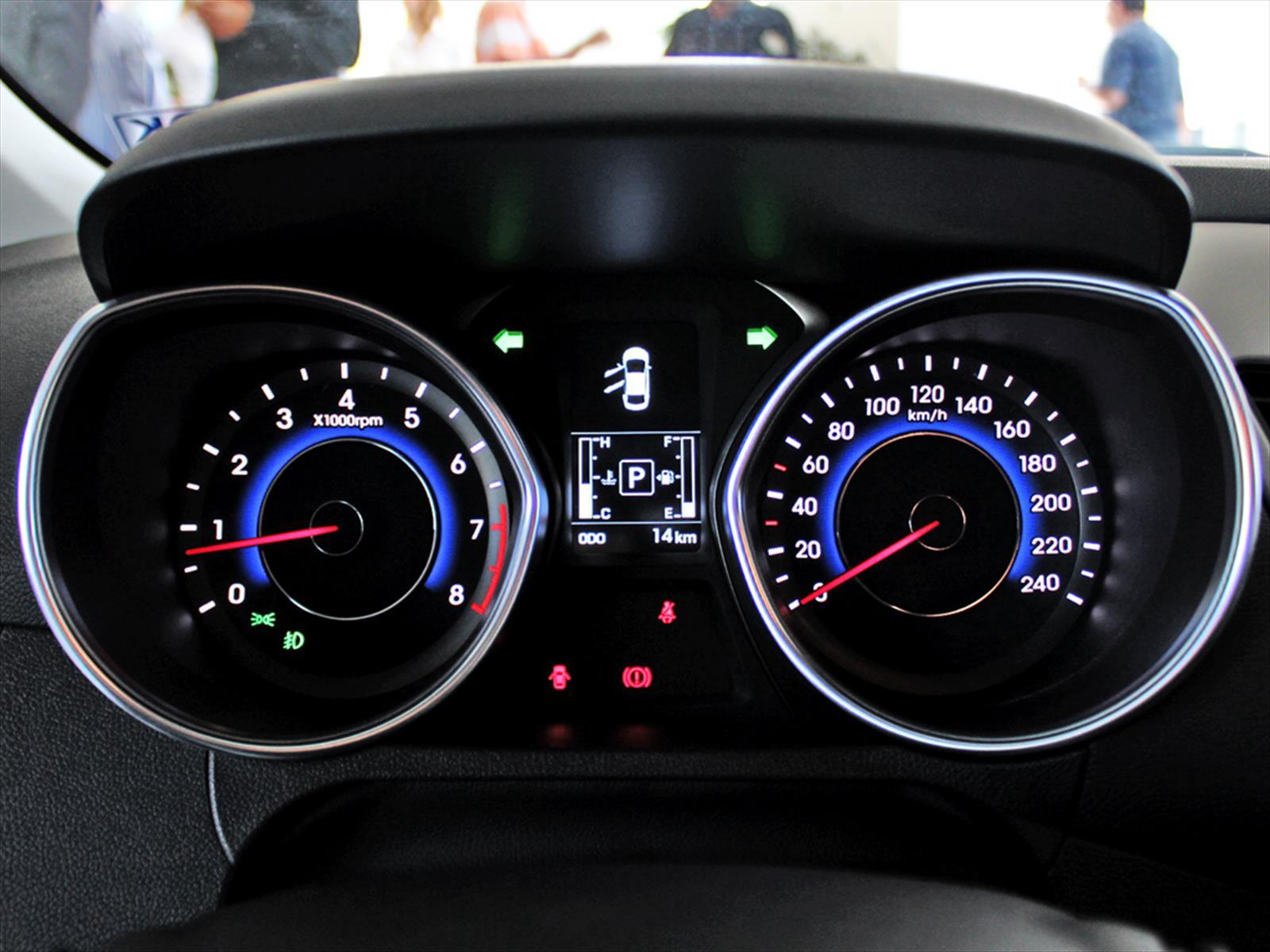 Hyundai Elantra 2014 En Chile | Autos Weblog