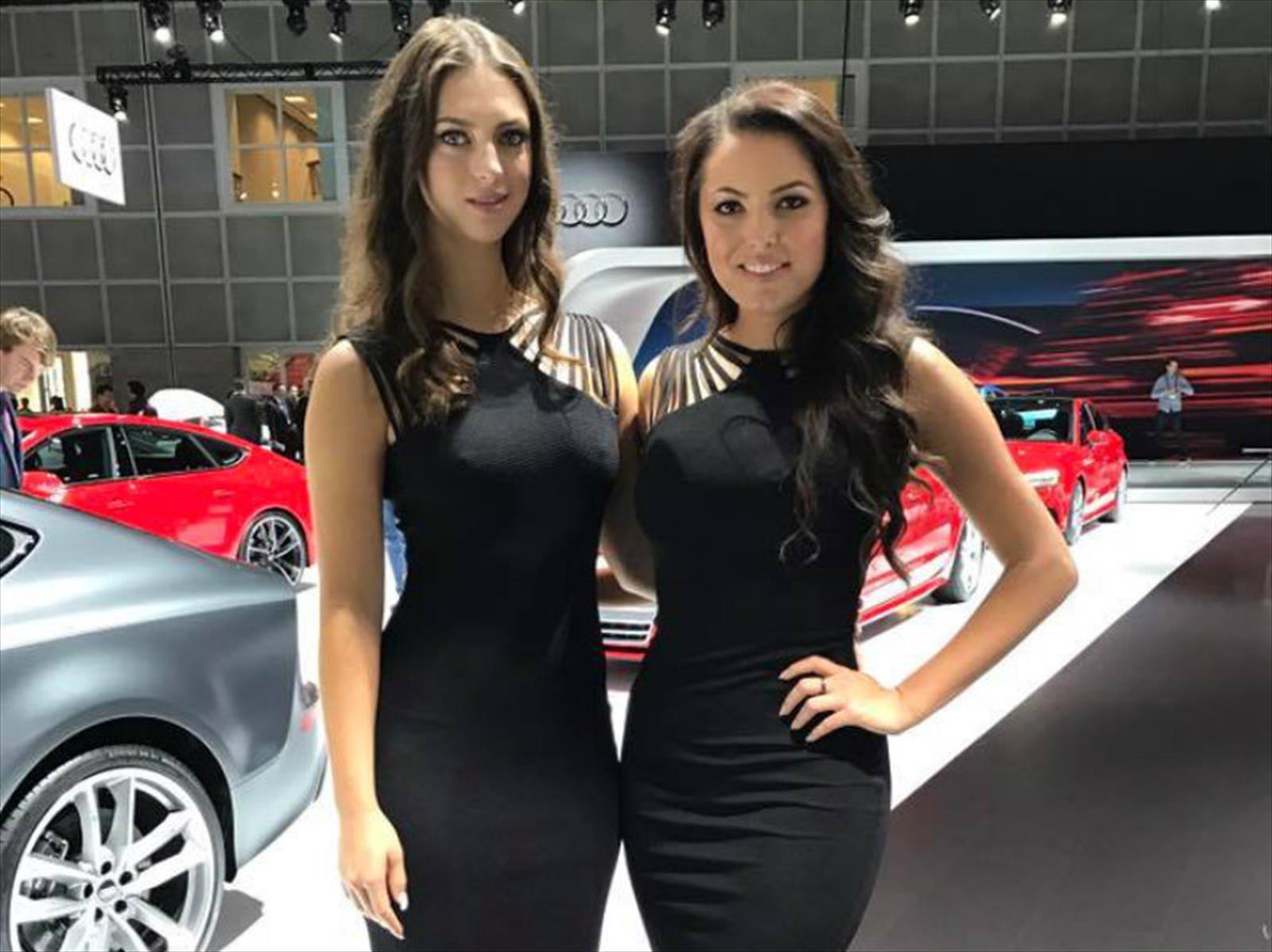 Chicas de 911 autoshow la furia de dr mecanico 9