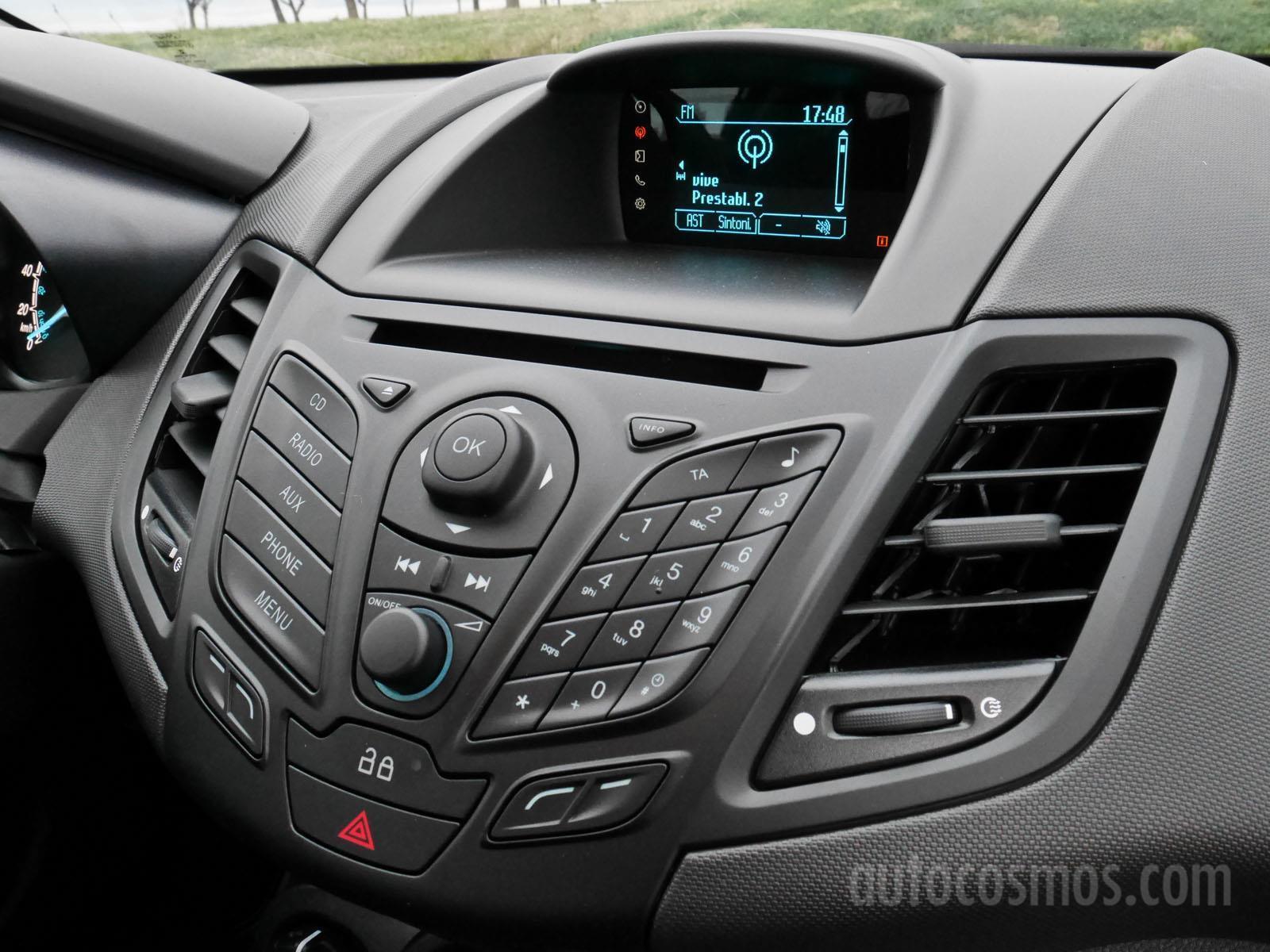 Prueba Ford Fiesta Kinetic Hecho En Brasil Autocosmos Com