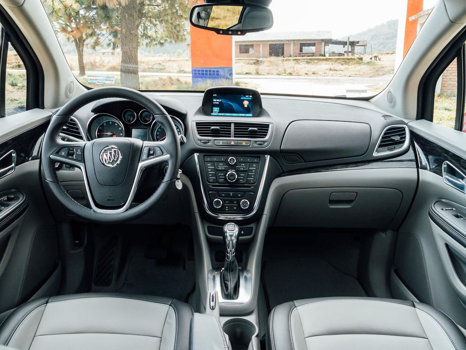 Buick Encore 2014 A Prueba Autocosmos Com
