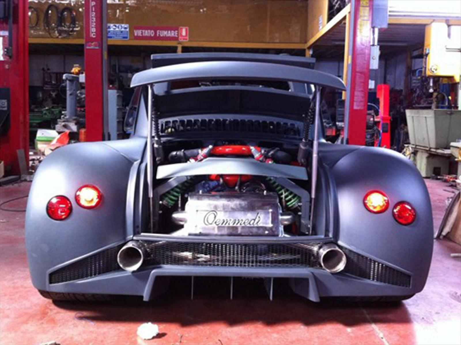 Gaz A Ad F Ba A E C Bb B on Fiat 500 Lamborghini V12 Engine
