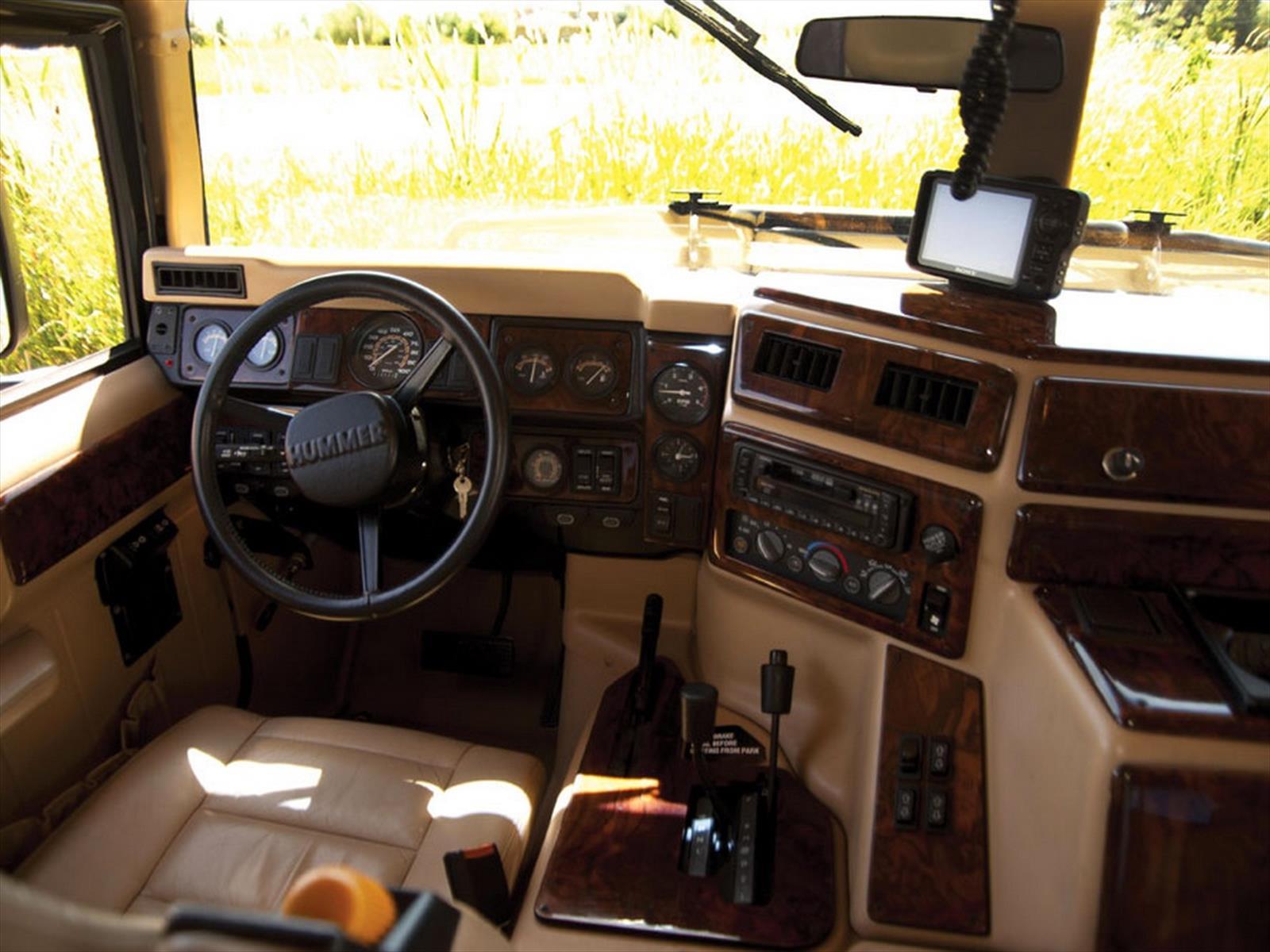 A Subasta El Hummer H1 De Tupac Autocosmos Com