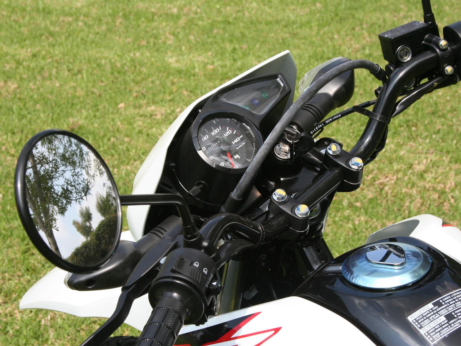 Honda XR 150 L 2015 a prueba - Autocosmos.com